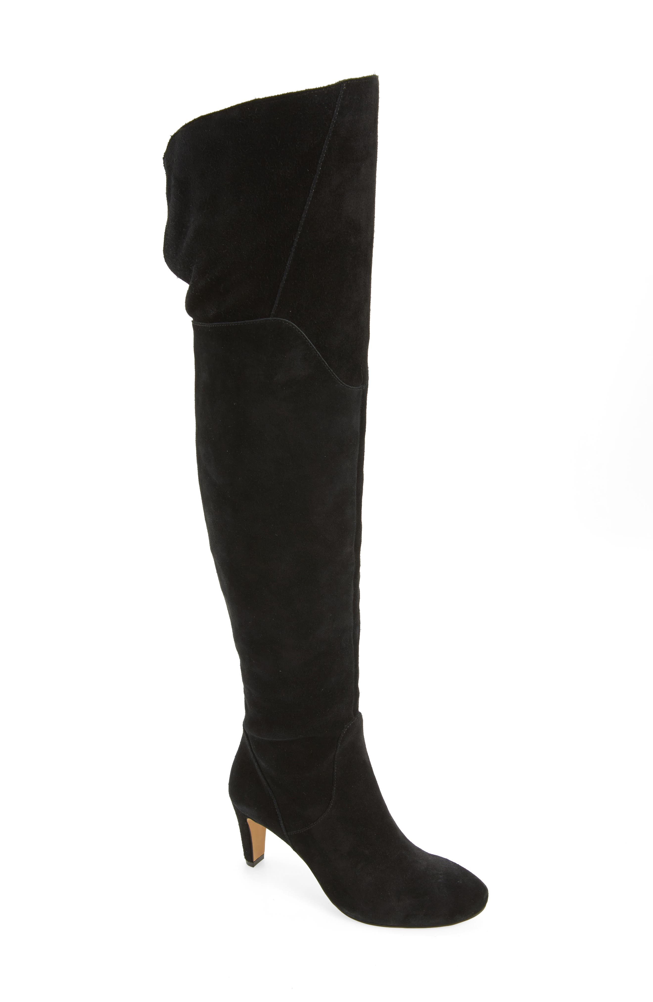 Armaceli Over the Knee Boot,                             Main thumbnail 1, color,