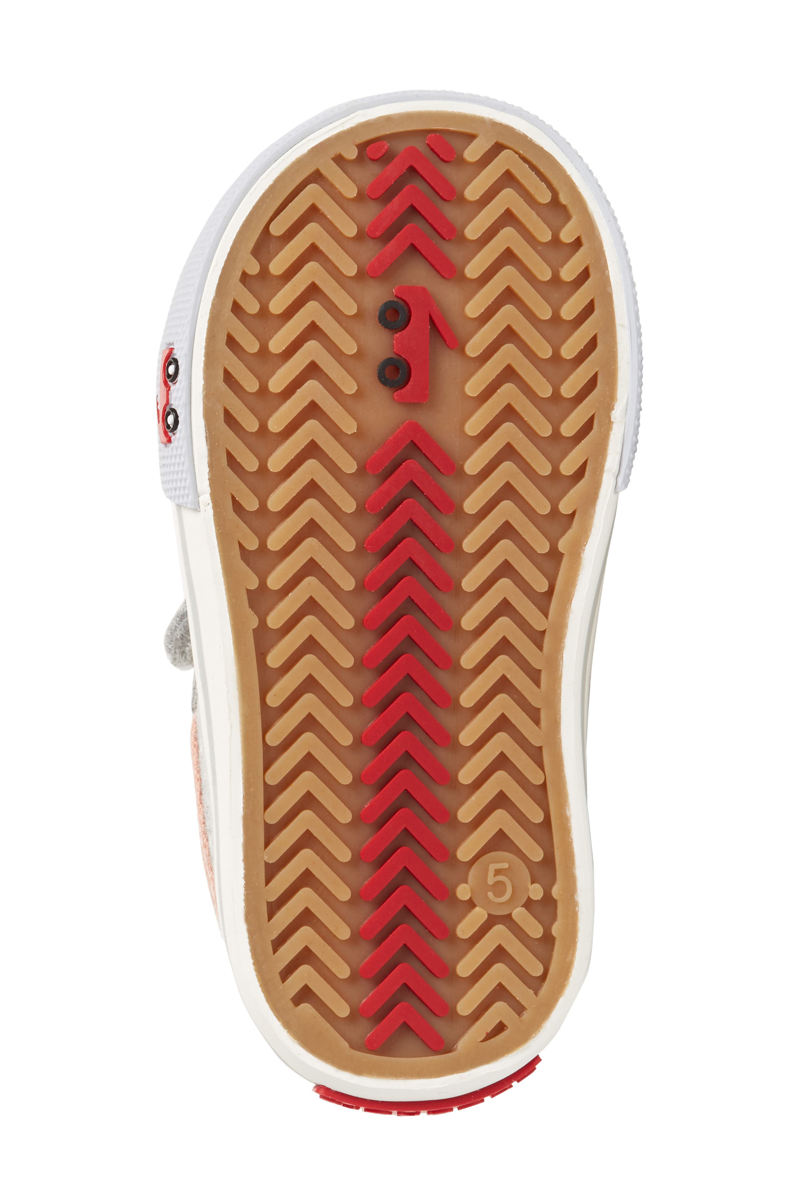 Kristin Sneaker,                             Alternate thumbnail 6, color,                             023