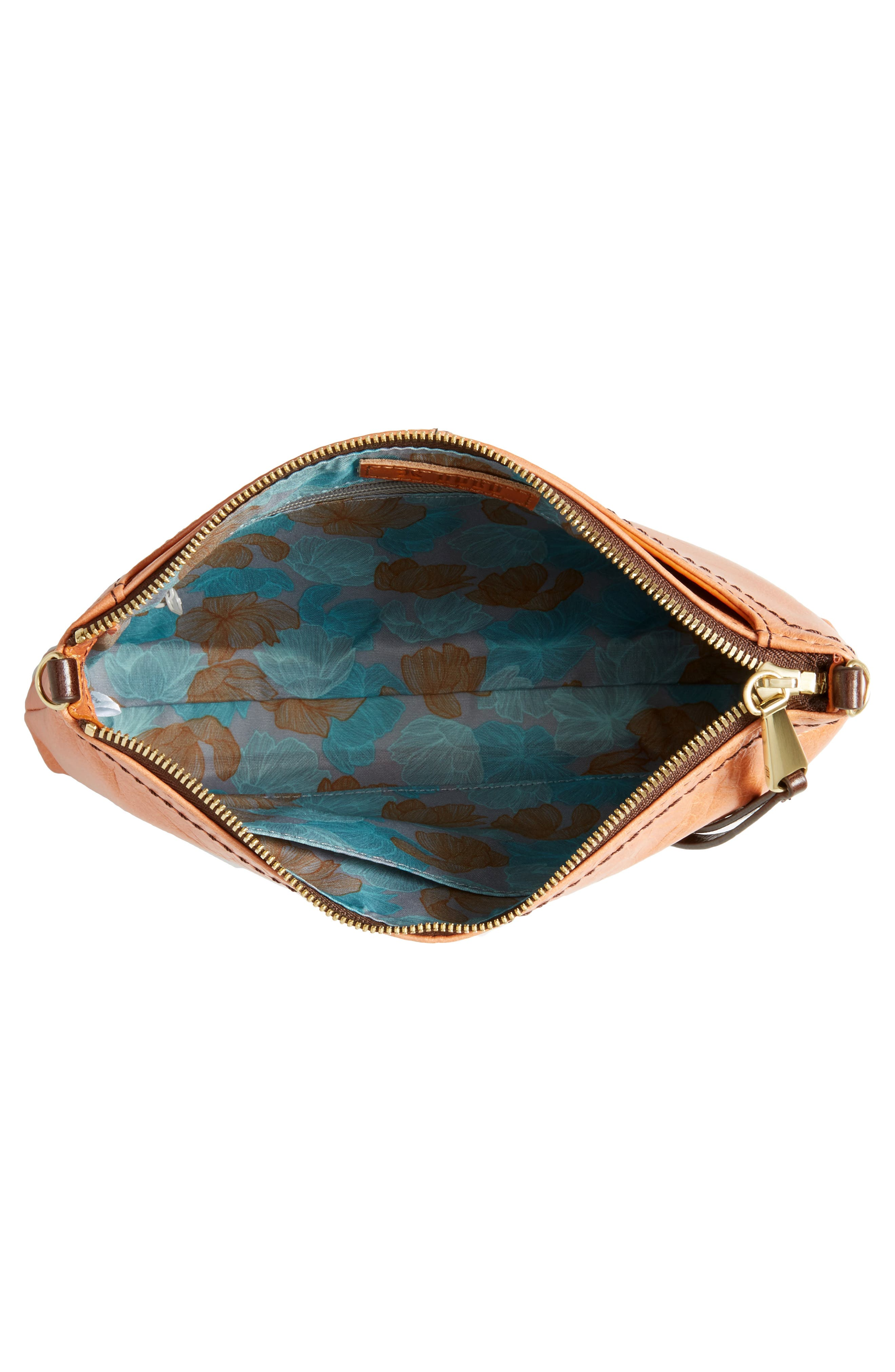 'Darcy' Leather Crossbody Bag,                             Alternate thumbnail 88, color,