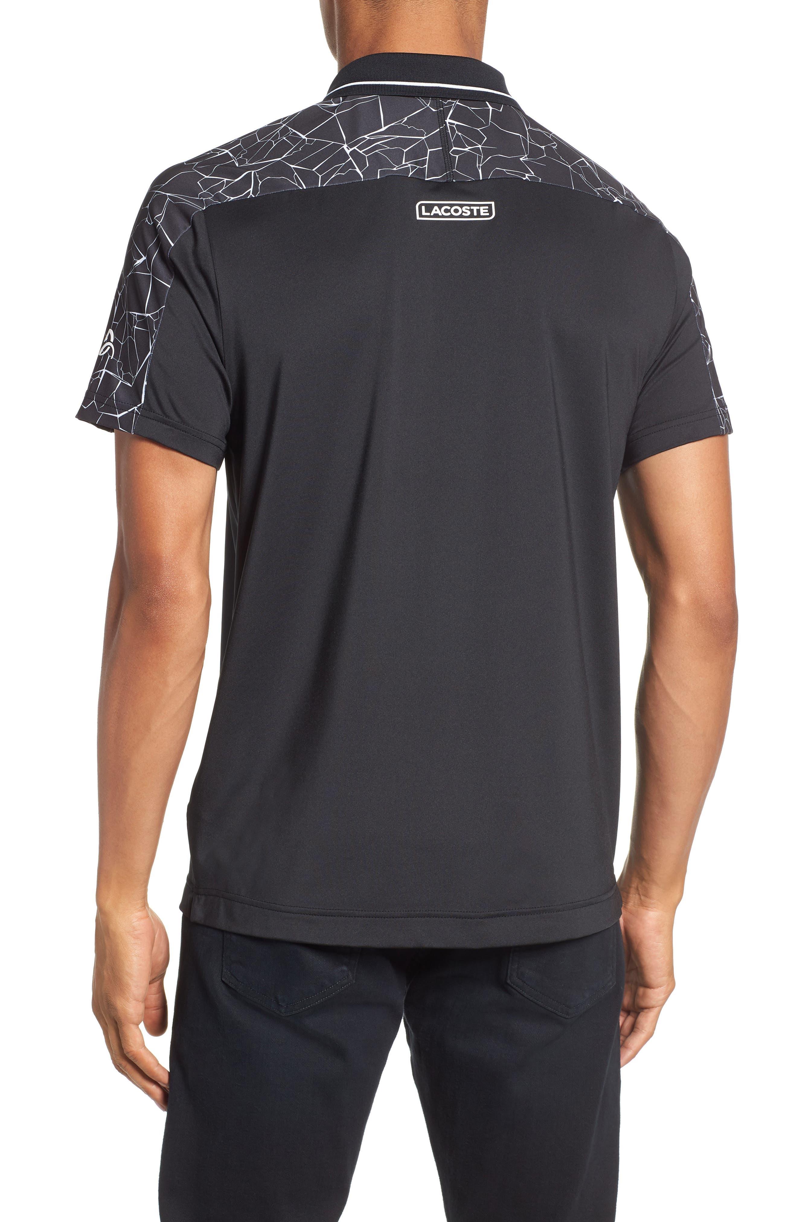 Regular Fit Novak Djokovic Ultra Dry Polo,                             Alternate thumbnail 2, color,                             003