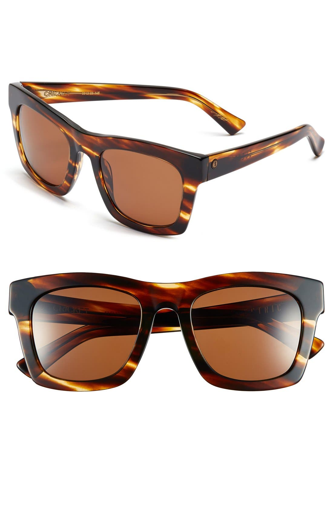 'Crasher' 53mm Retro Sunglasses,                             Main thumbnail 11, color,