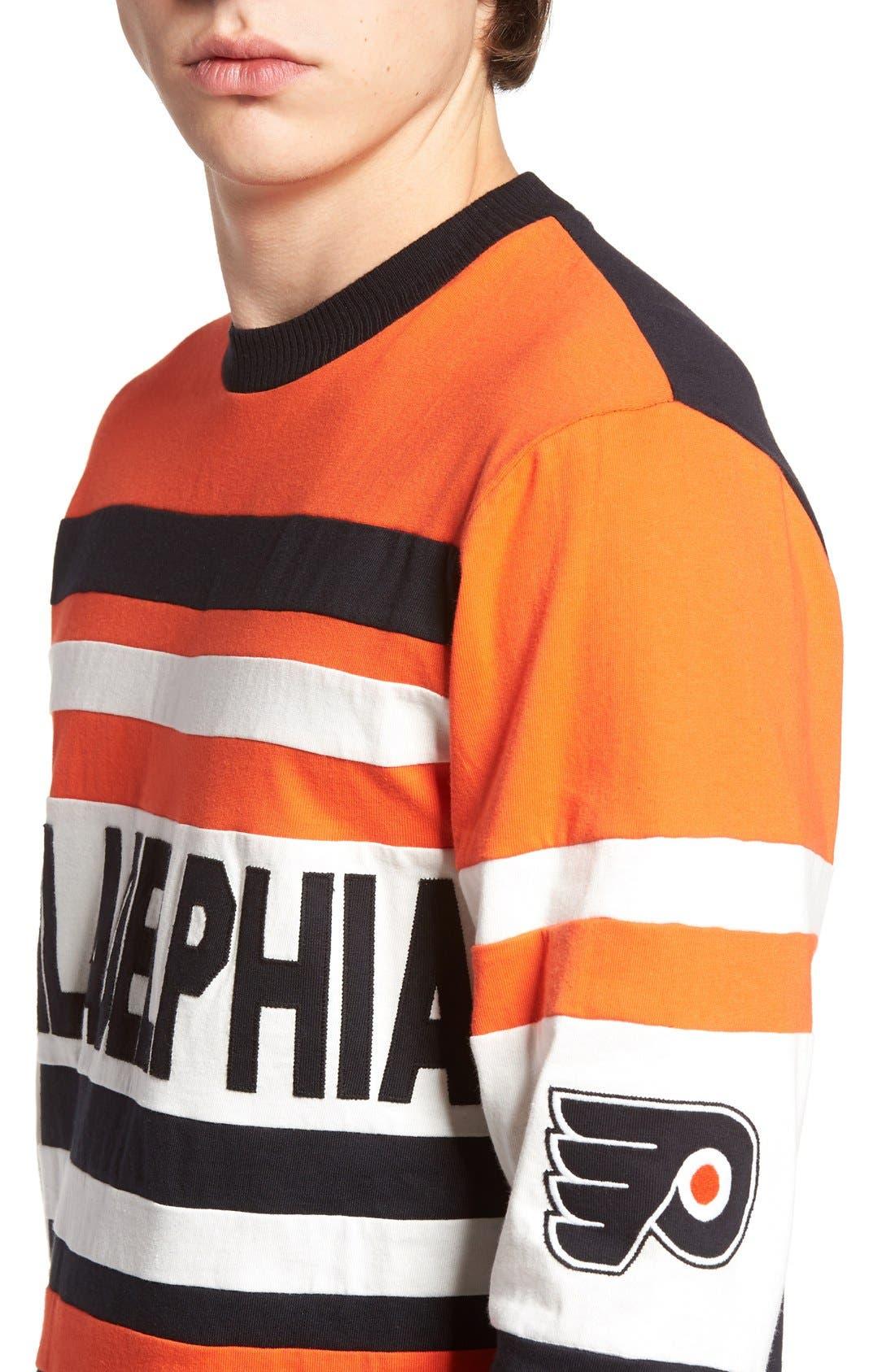 Flyers Open Net Pullover,                             Alternate thumbnail 5, color,                             800