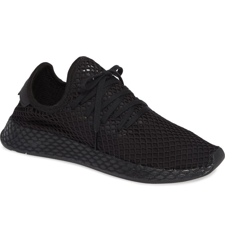 watch 0377a 986e3 ADIDAS Deerupt Runner Sneaker, Main, color, 001