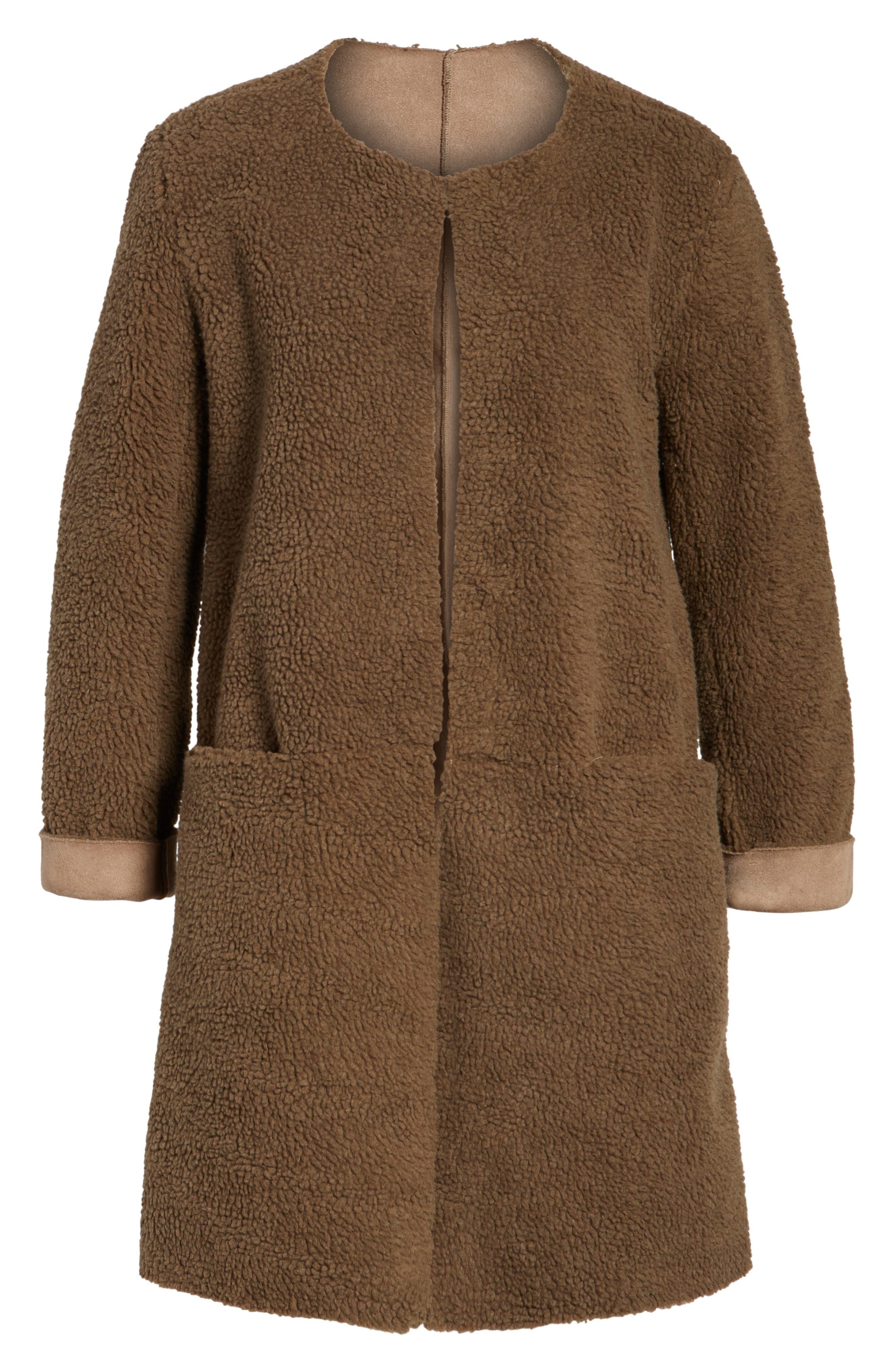 Reversible Fleece Jacket,                             Alternate thumbnail 5, color,                             239