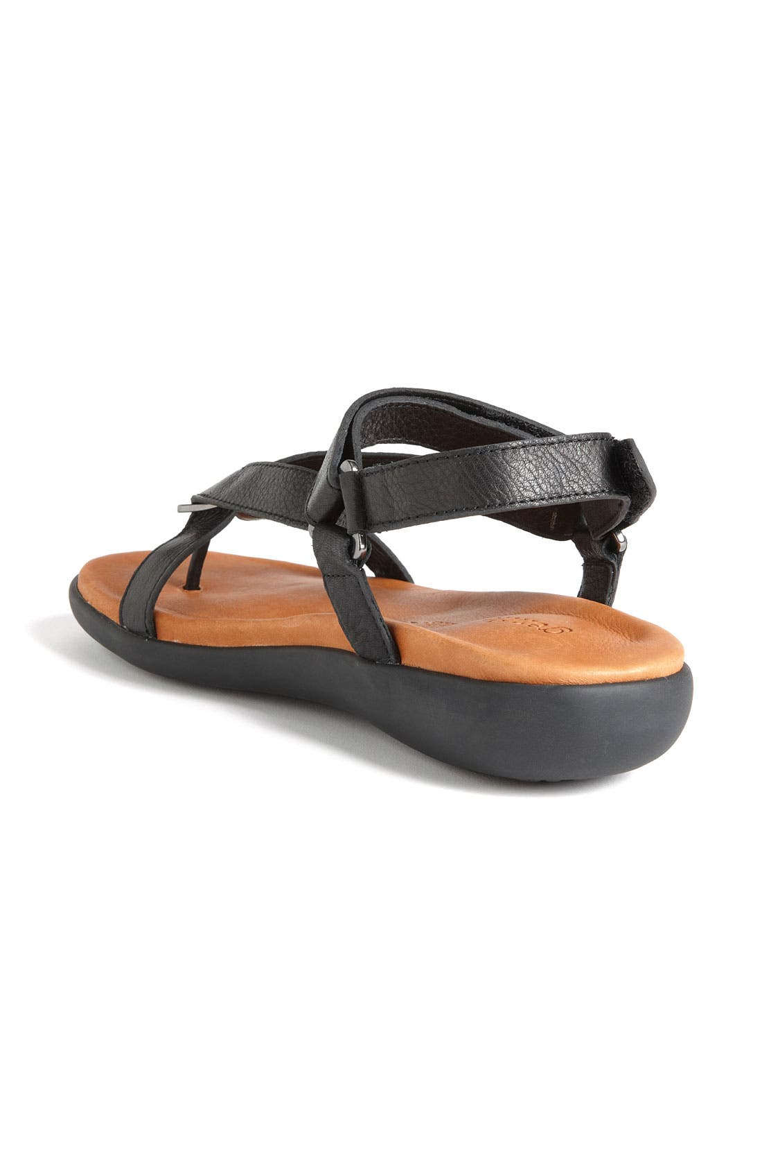Gentle Souls 'Go Mingle' Sandal,                             Alternate thumbnail 2, color,                             001