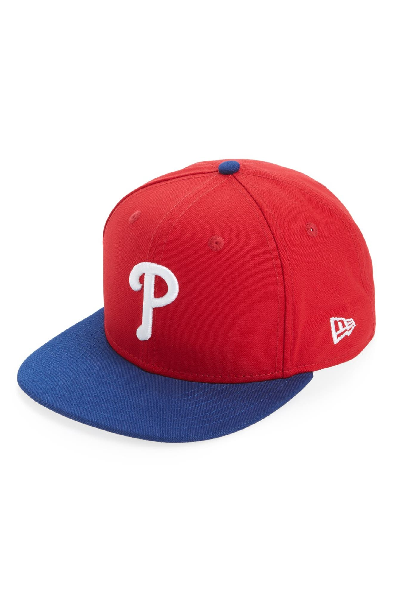 New Era Cap  Shore Snapper - Philadelphia Phillies  Snapback Baseball Cap  ea9c5d8745d3