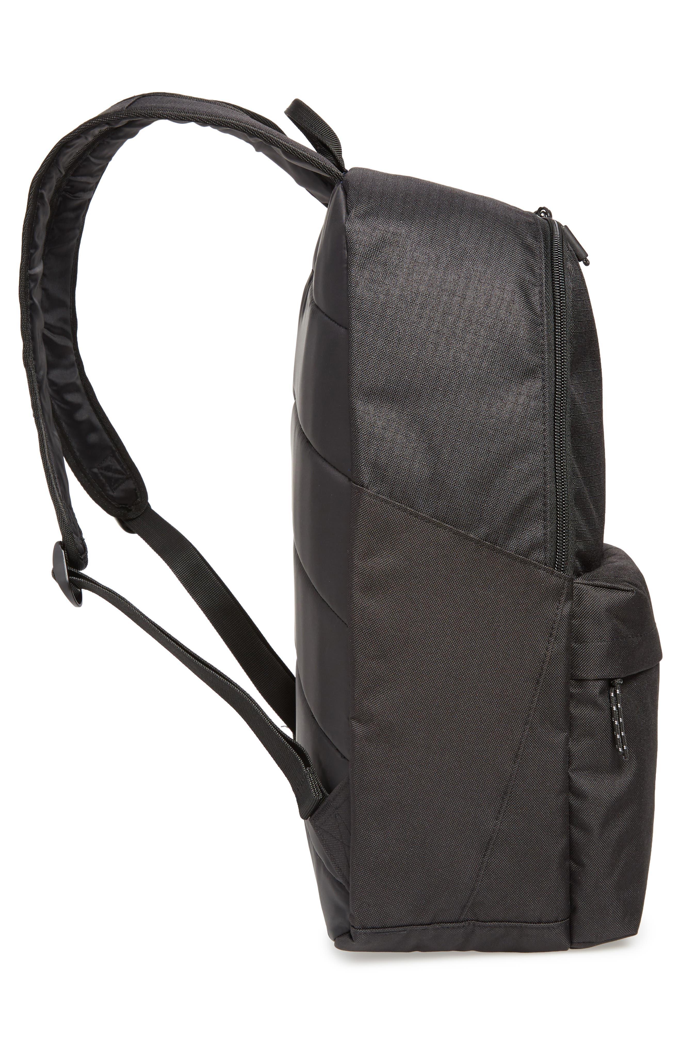 Transfer Backpack,                             Alternate thumbnail 5, color,                             BLACK