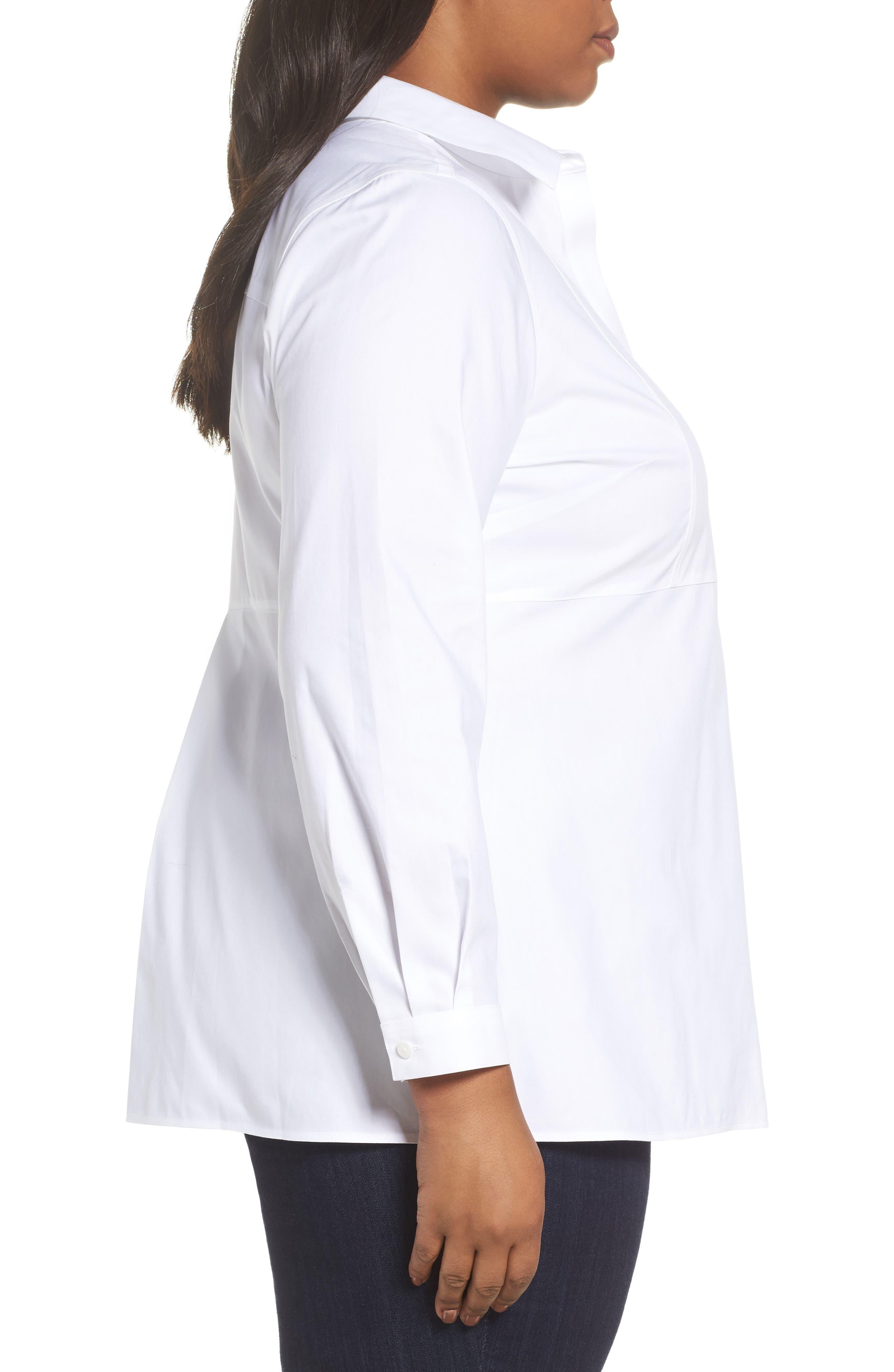 Pinpoint Oxford Cloth Shirt,                             Alternate thumbnail 7, color,