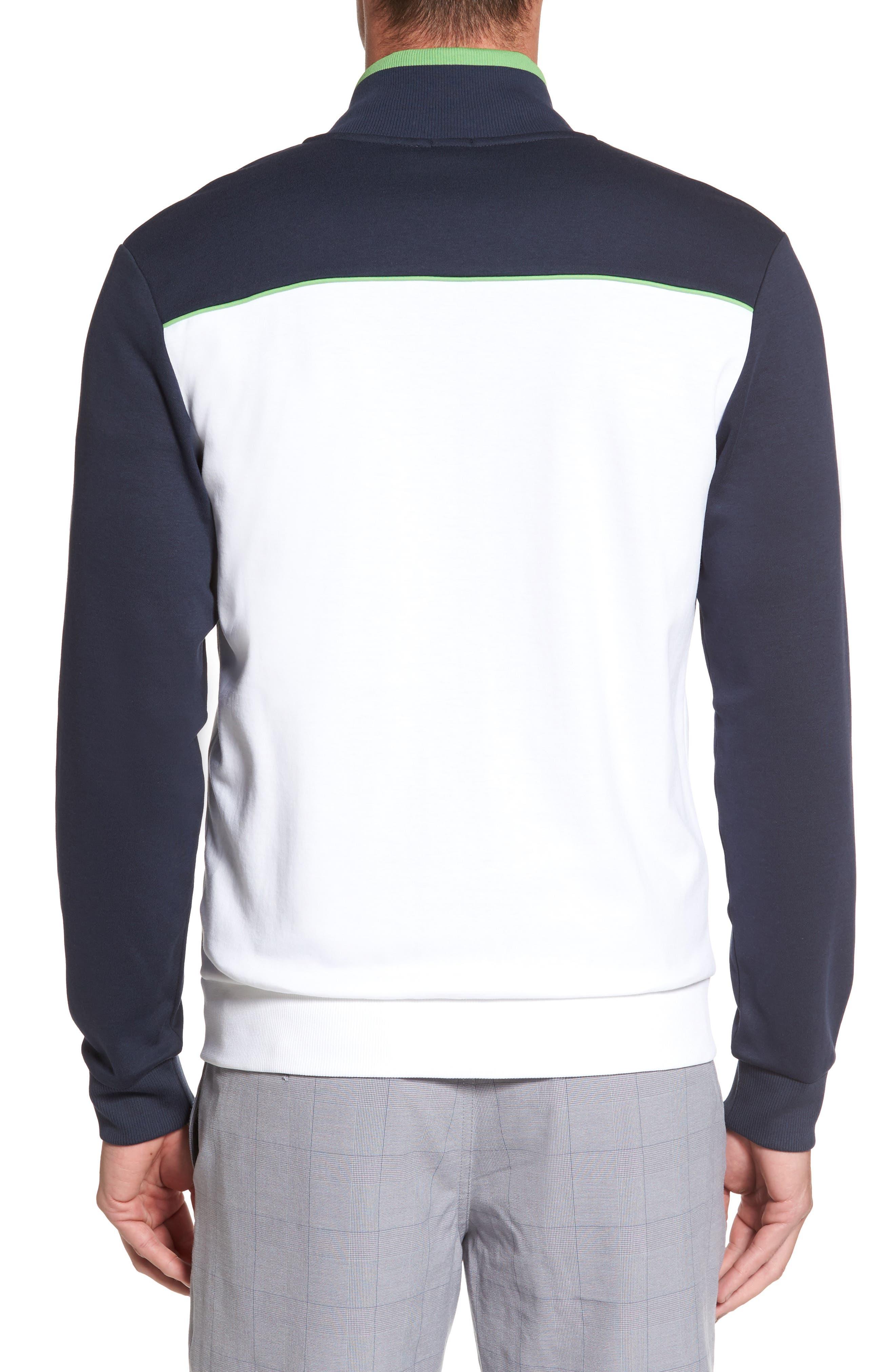 Skaz Full Zip Fleece Jacket,                             Alternate thumbnail 2, color,                             WHITE