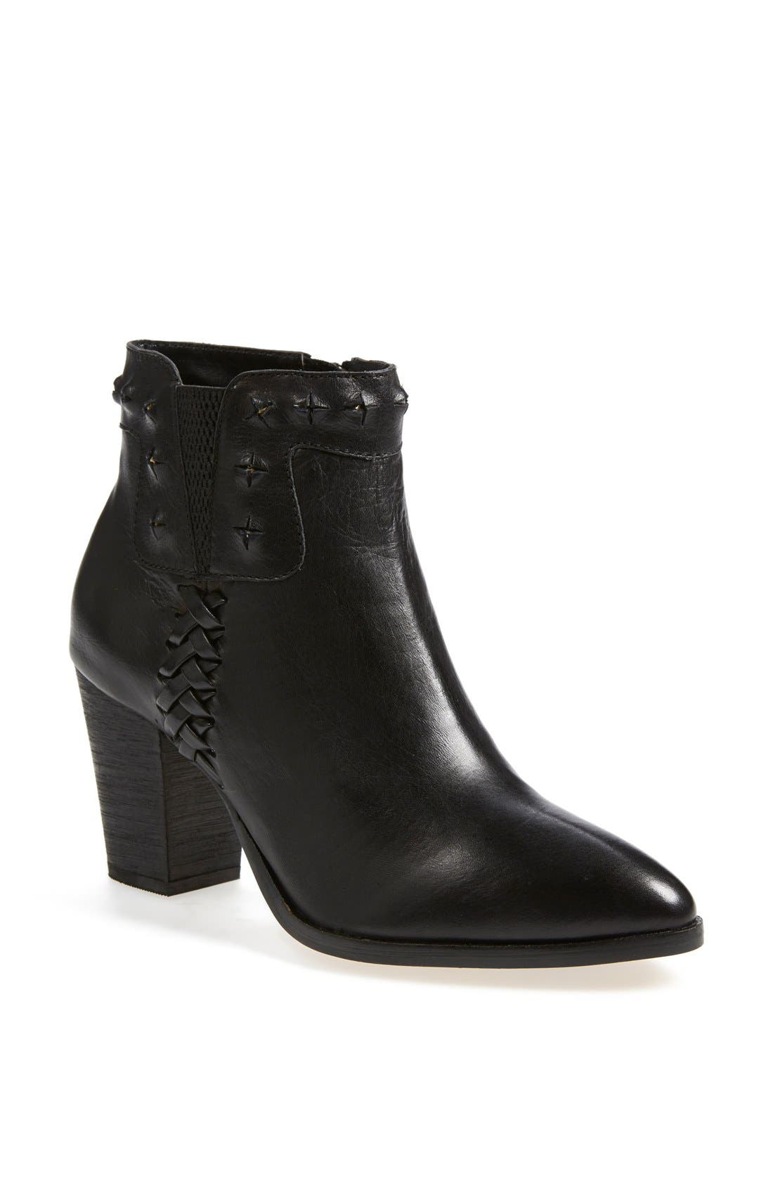 DV BY DOLCE VITA,                             'Cactus' Studded Bootie,                             Main thumbnail 1, color,                             004