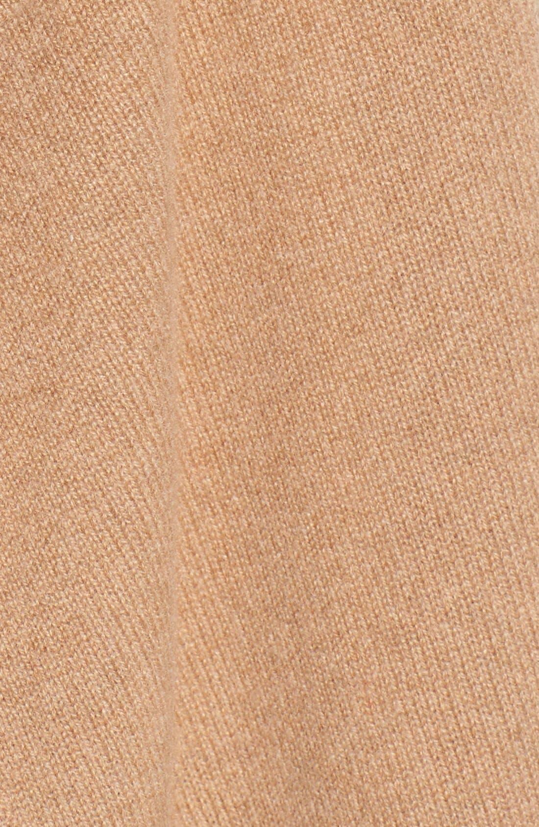 Cashmere Long Drape Front Cardigan,                             Alternate thumbnail 55, color,