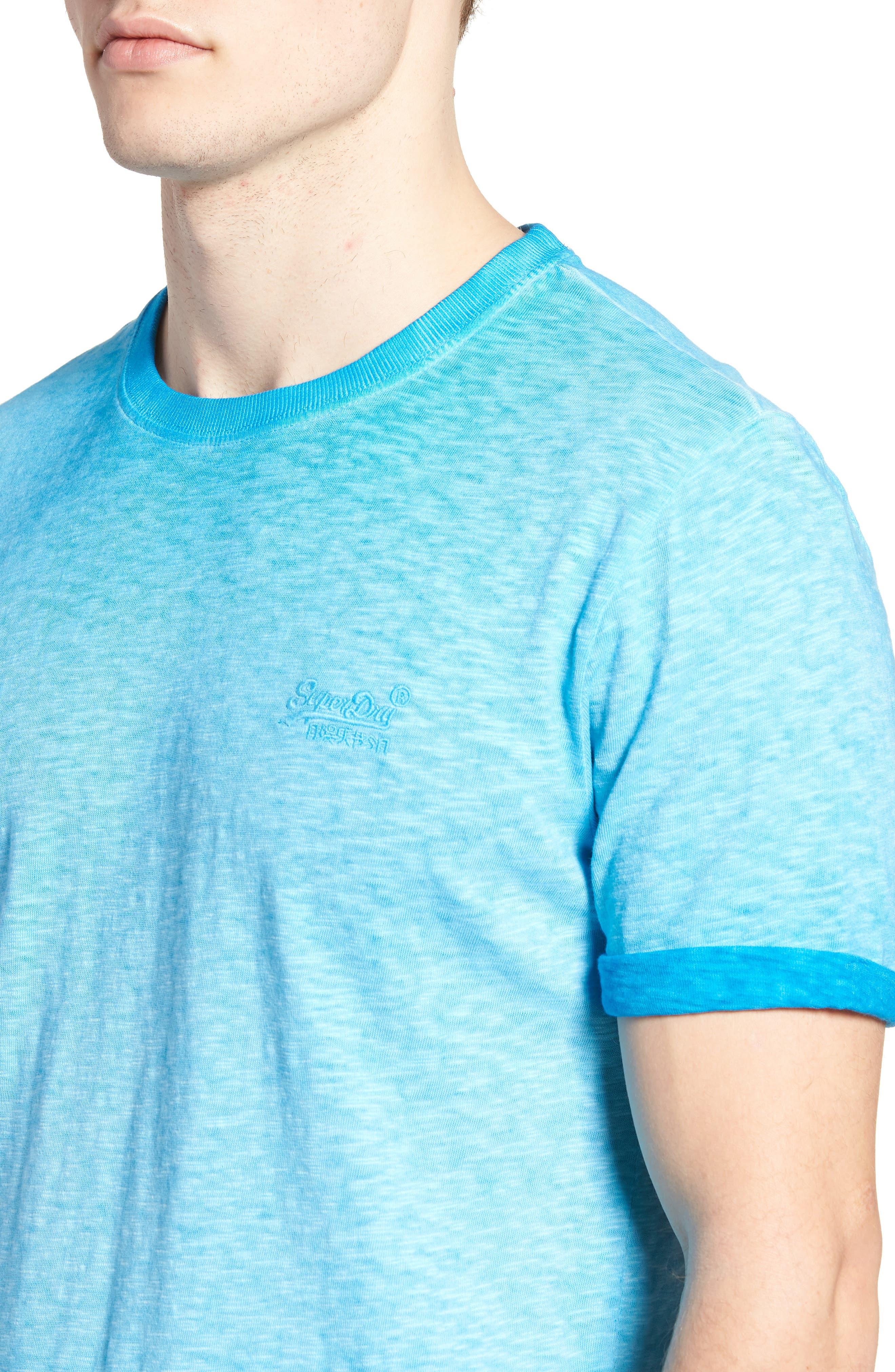 Orange Label Low Roller T-Shirt,                             Alternate thumbnail 19, color,