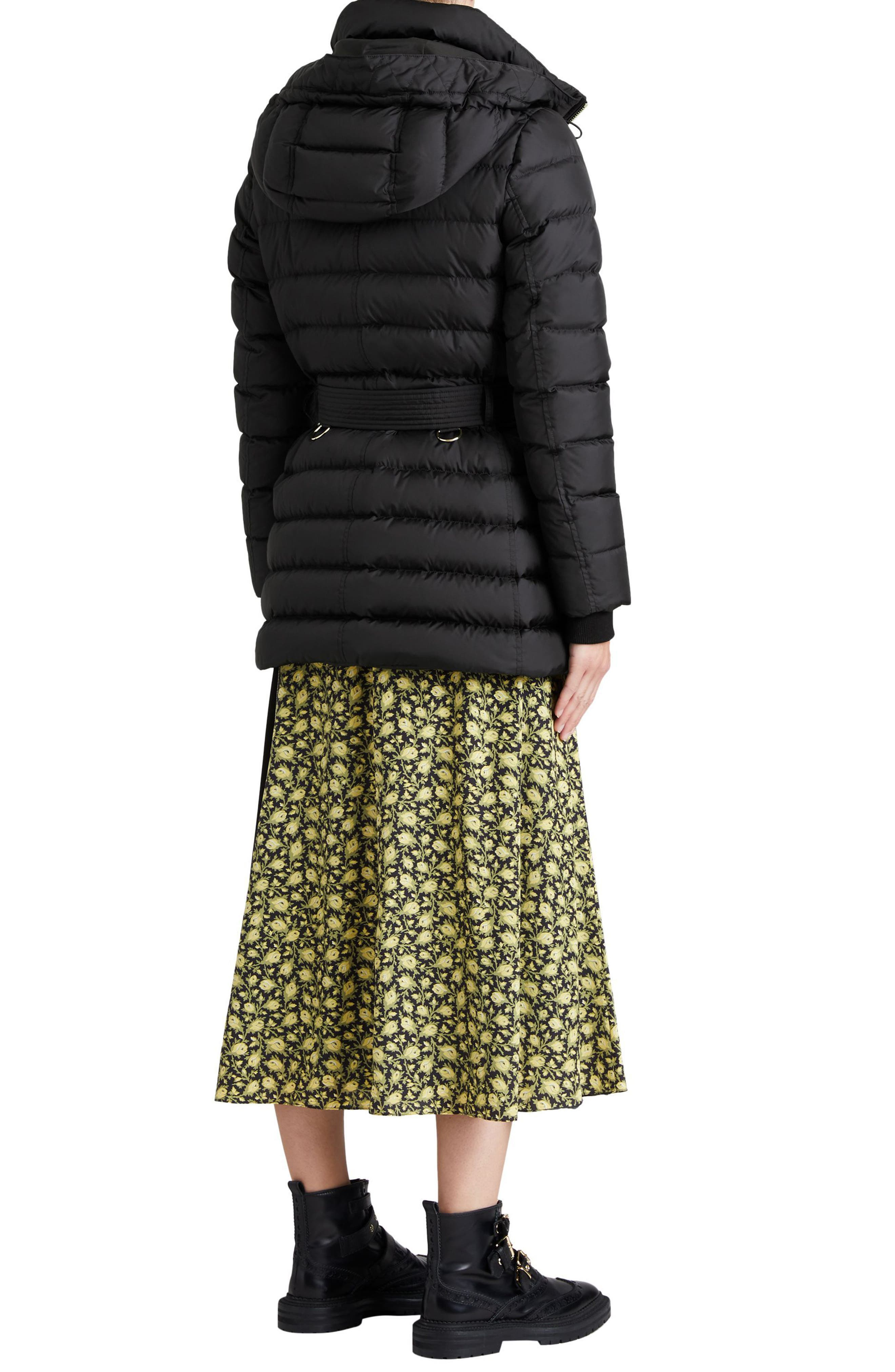 Limefield Hooded Puffer Coat,                             Alternate thumbnail 11, color,                             001