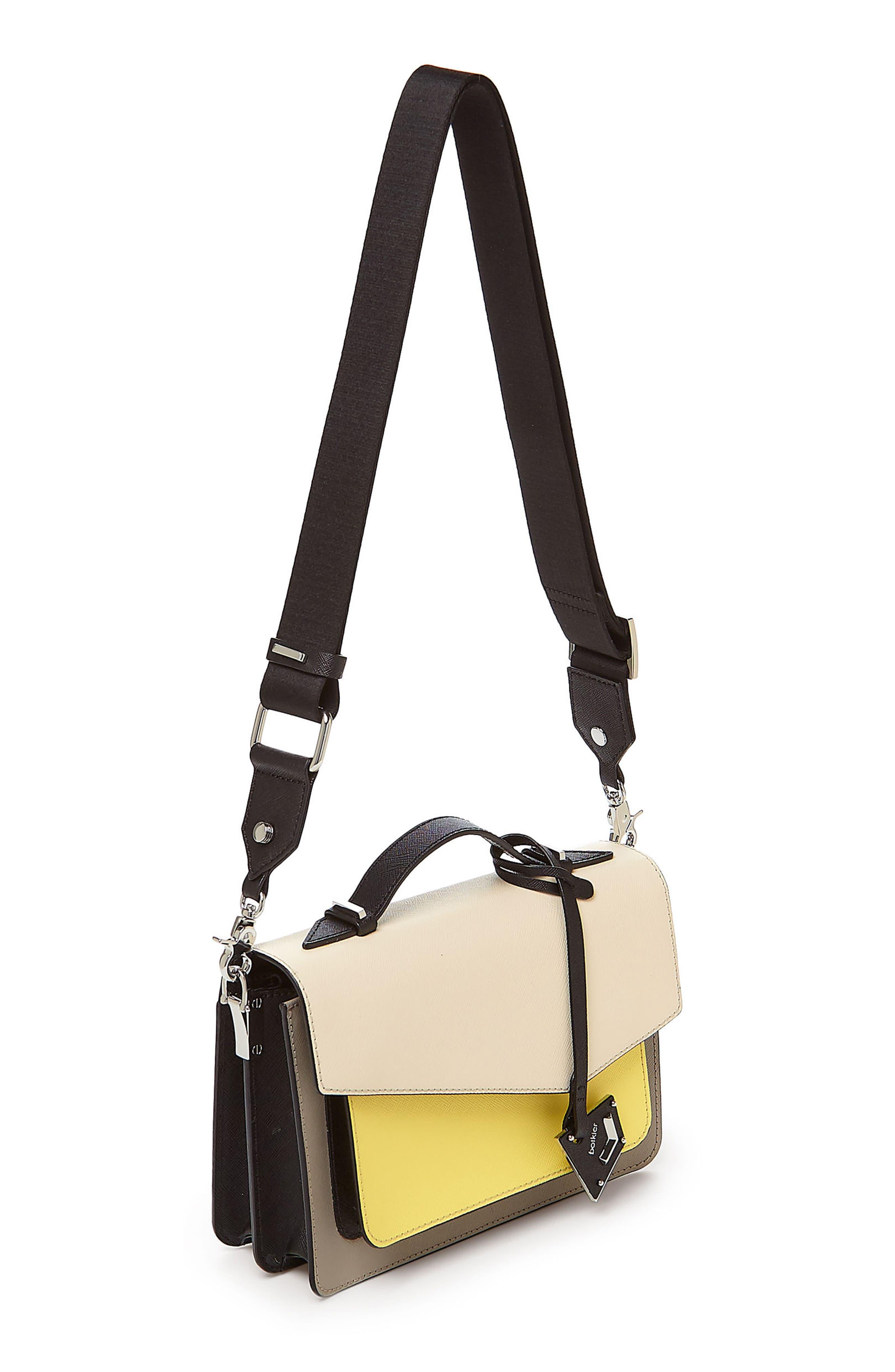 Cobble Hill Leather Crossbody Bag,                             Alternate thumbnail 82, color,