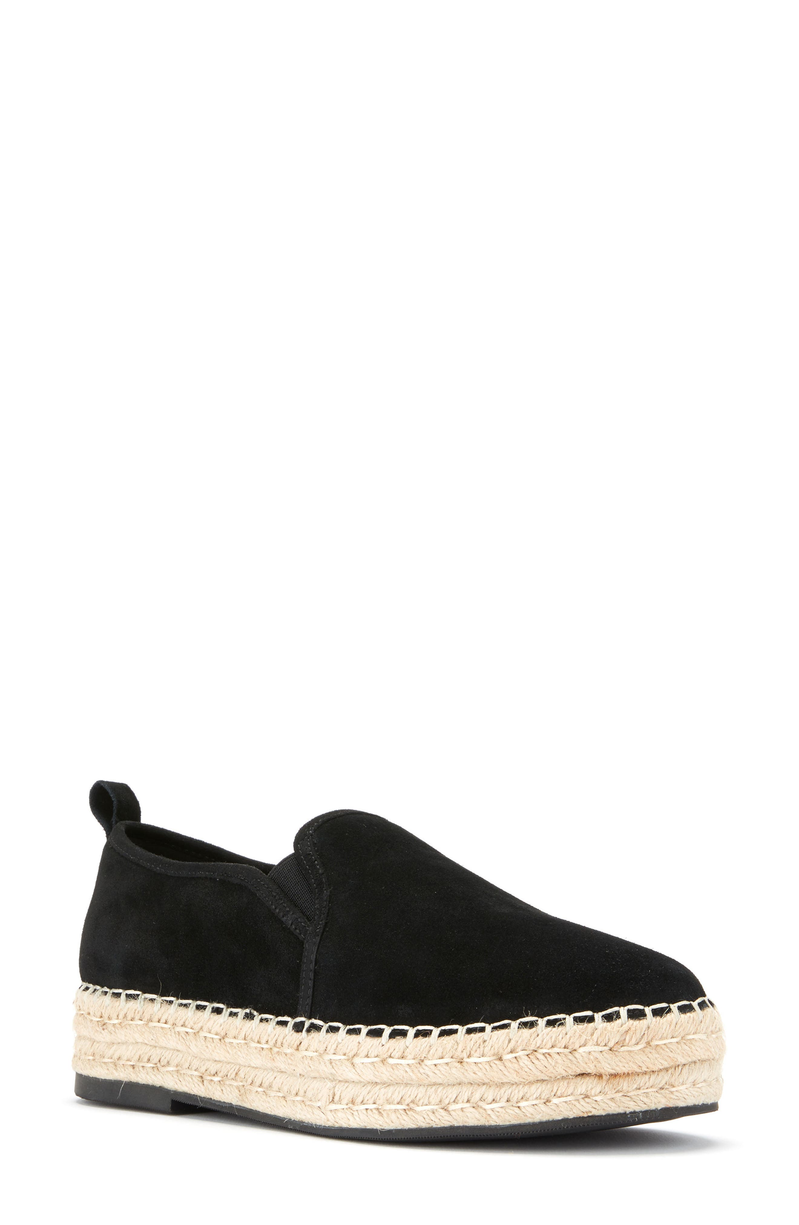 Basha Waterproof Espadrille Flat,                         Main,                         color, 015
