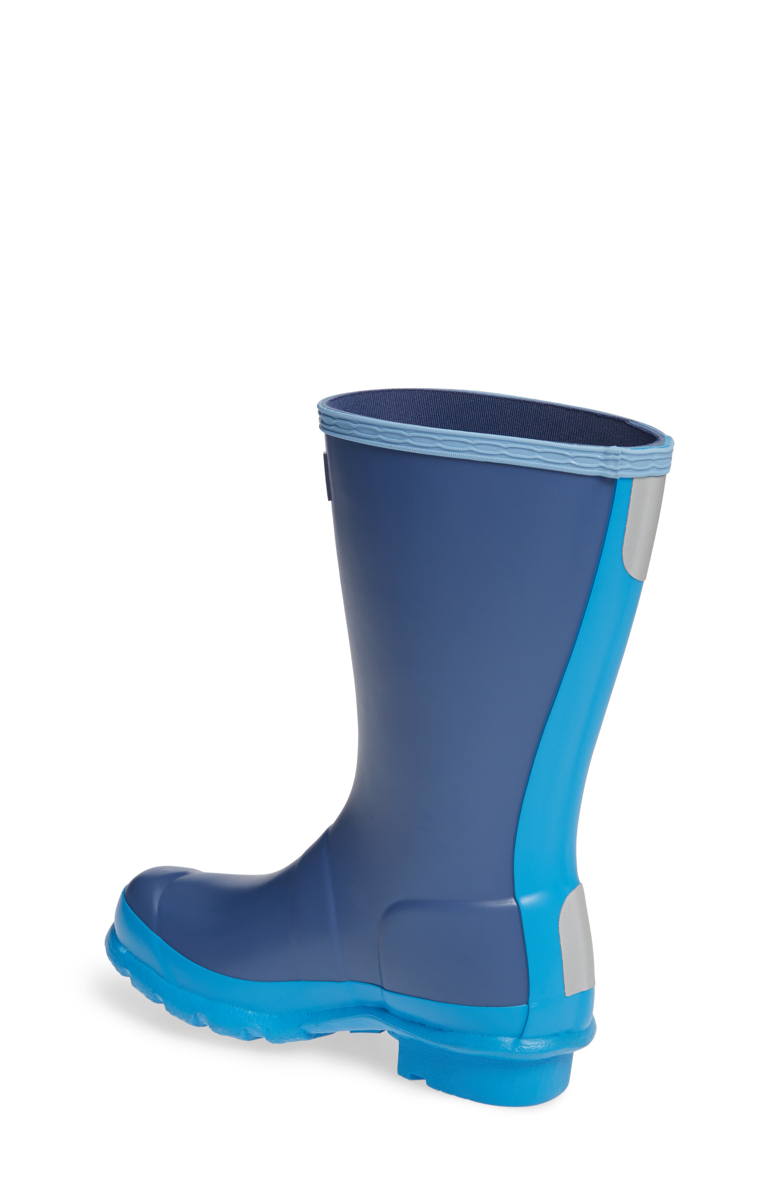 Original Colorblock Rain Boot,                             Alternate thumbnail 2, color,                             PEAK BLUE COLORBLOCK