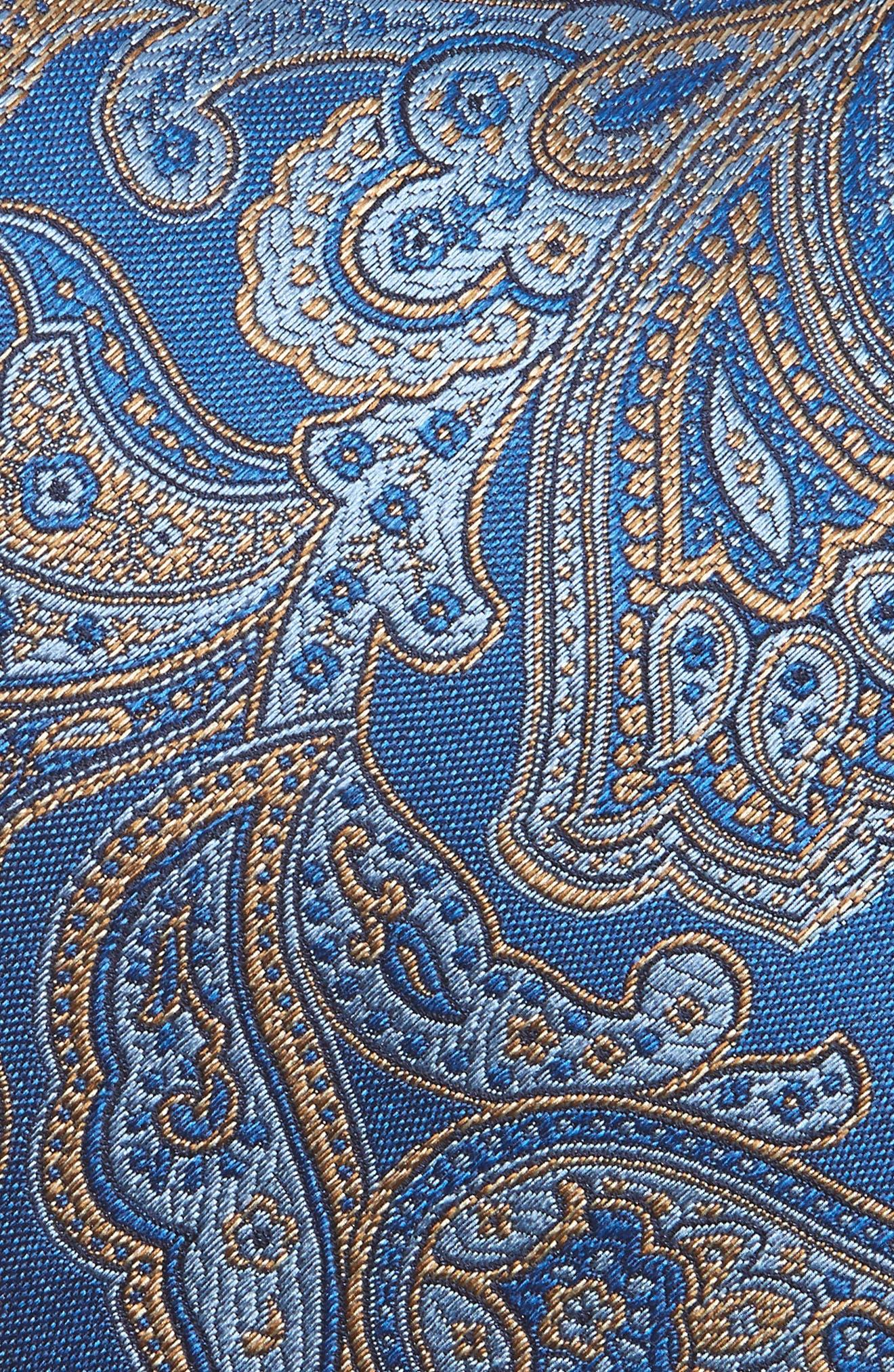 Paisley Silk Tie,                             Alternate thumbnail 2, color,                             423