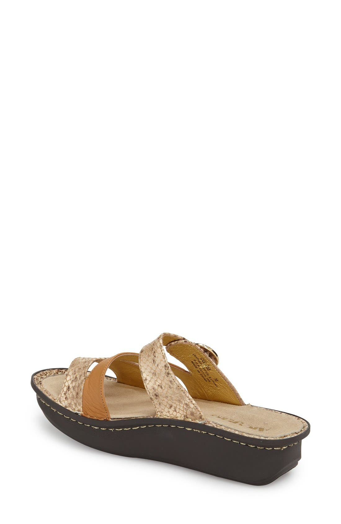 'Colette' Platform Sandal,                             Alternate thumbnail 60, color,