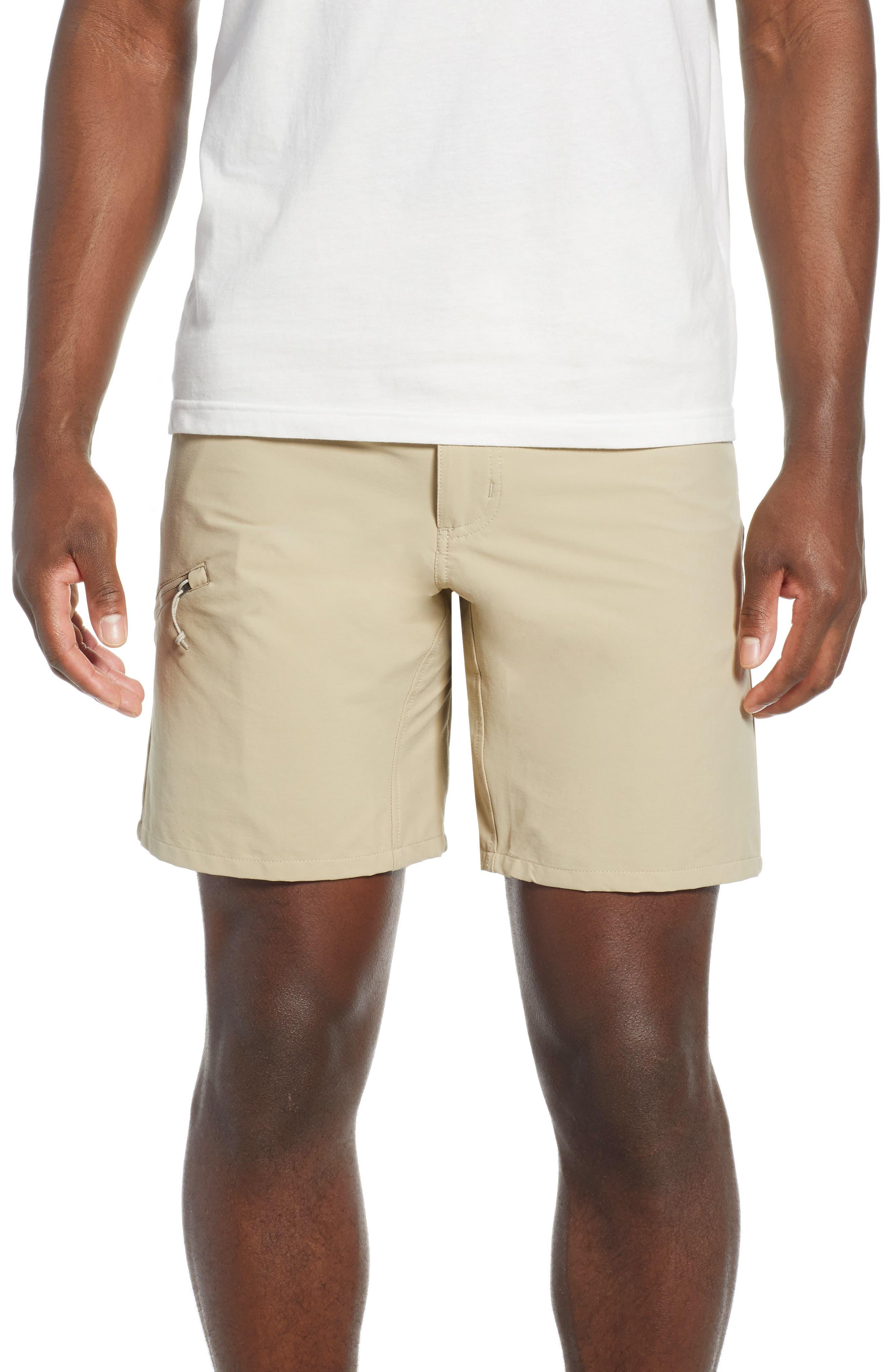 Patagonia Quandary Shorts, Brown