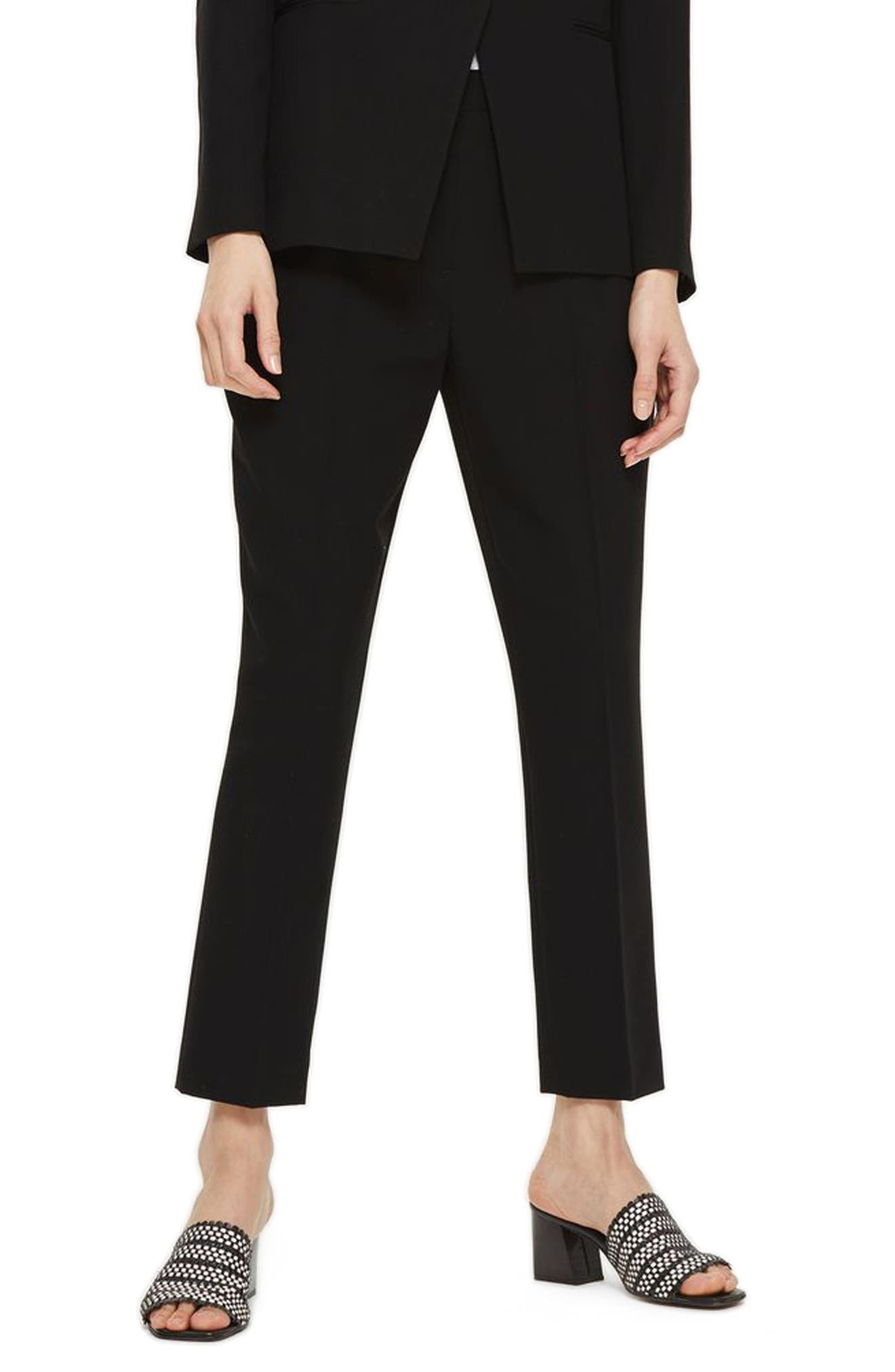 Tailored Suit Trouser Pants,                             Main thumbnail 1, color,                             001