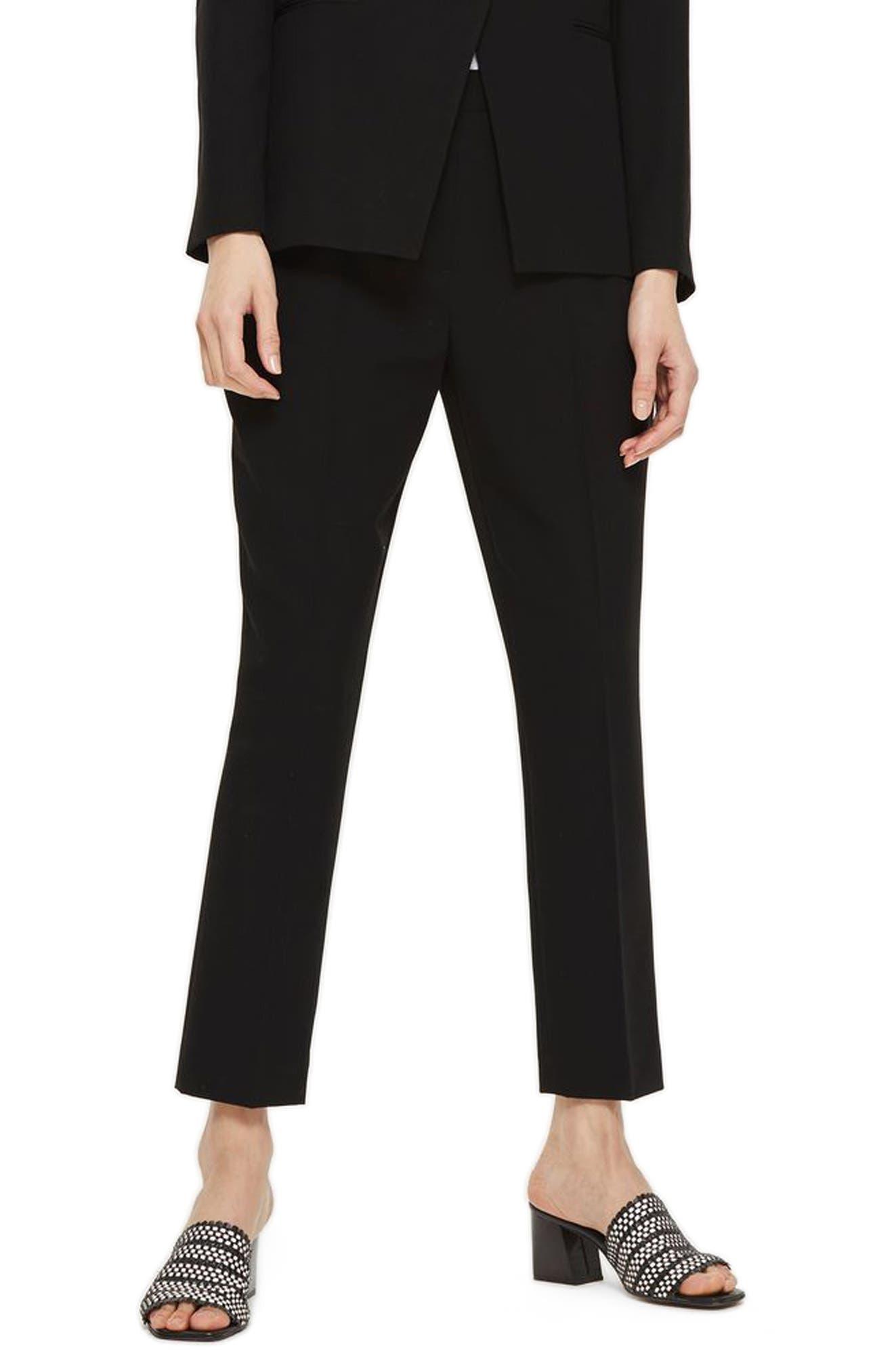 Tailored Suit Trouser Pants,                         Main,                         color, 001