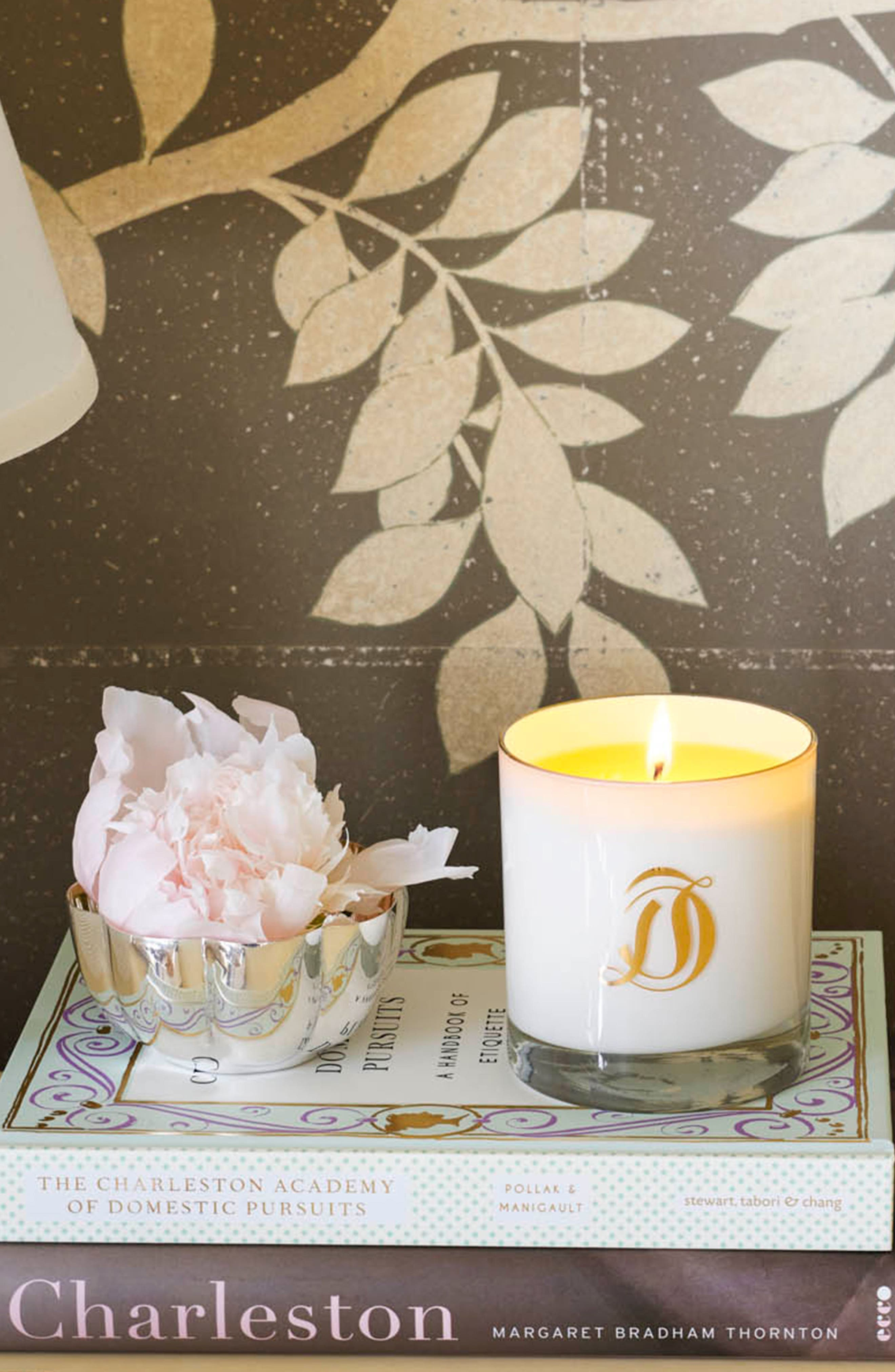 x Votivo Scented Boxed Candle,                             Alternate thumbnail 4, color,                             WILDWOOD FLOWER