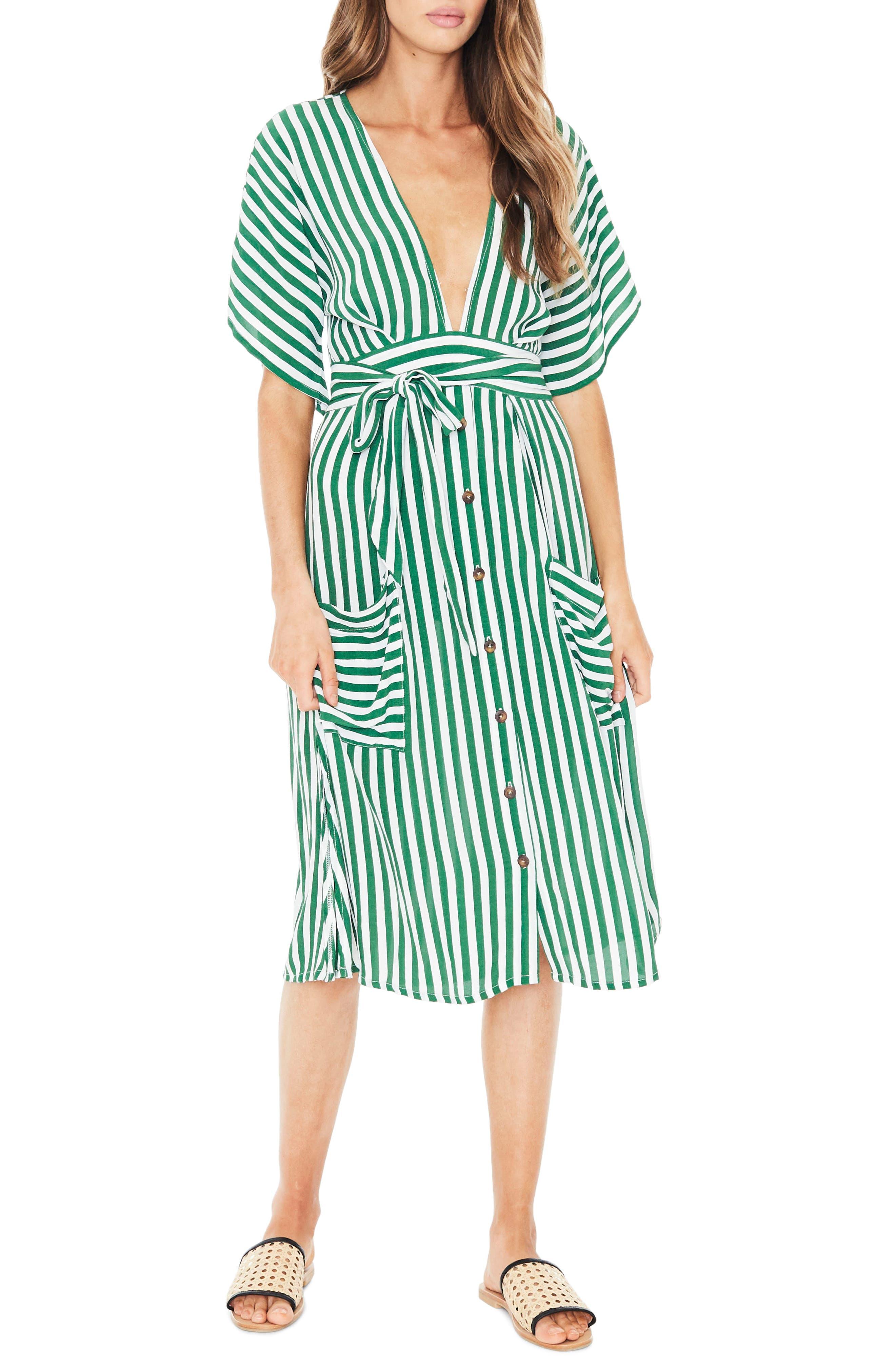 Milan Midi Dress,                             Alternate thumbnail 4, color,                             300