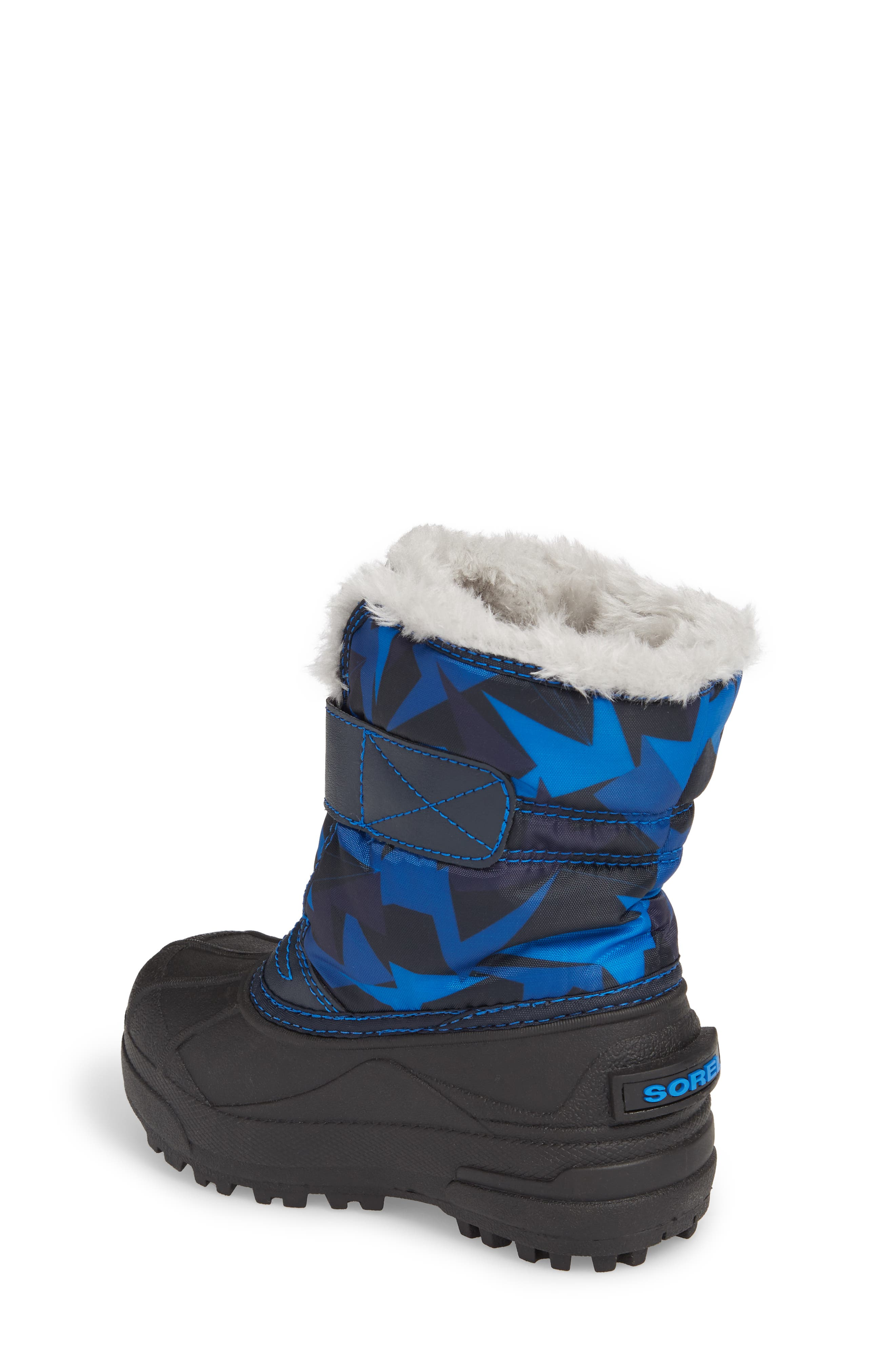 Children's Snow Commander Insulated Waterproof Boot,                             Alternate thumbnail 2, color,                             439