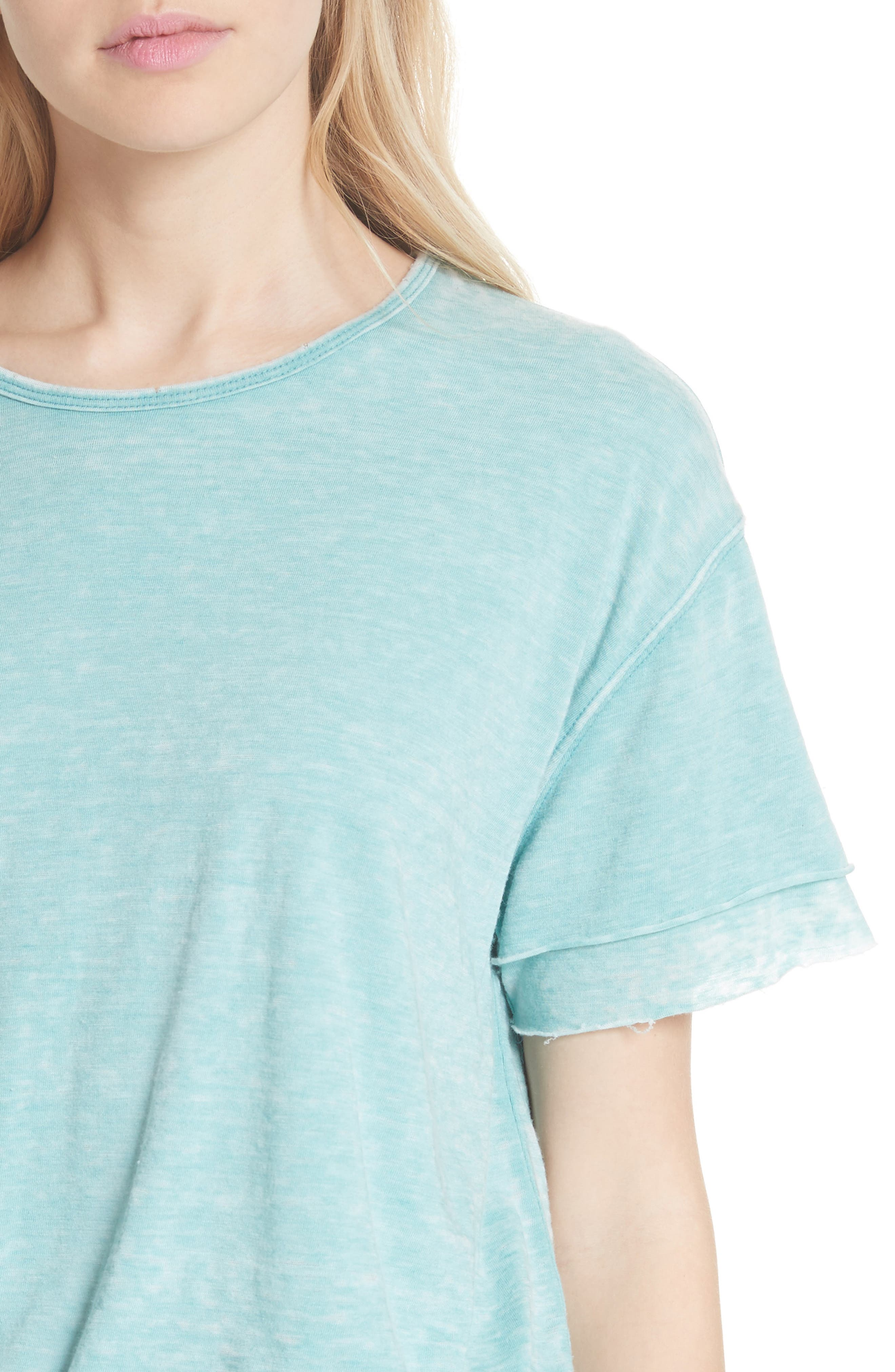 We the Free by Free People Cloud Nine Tee,                             Alternate thumbnail 22, color,