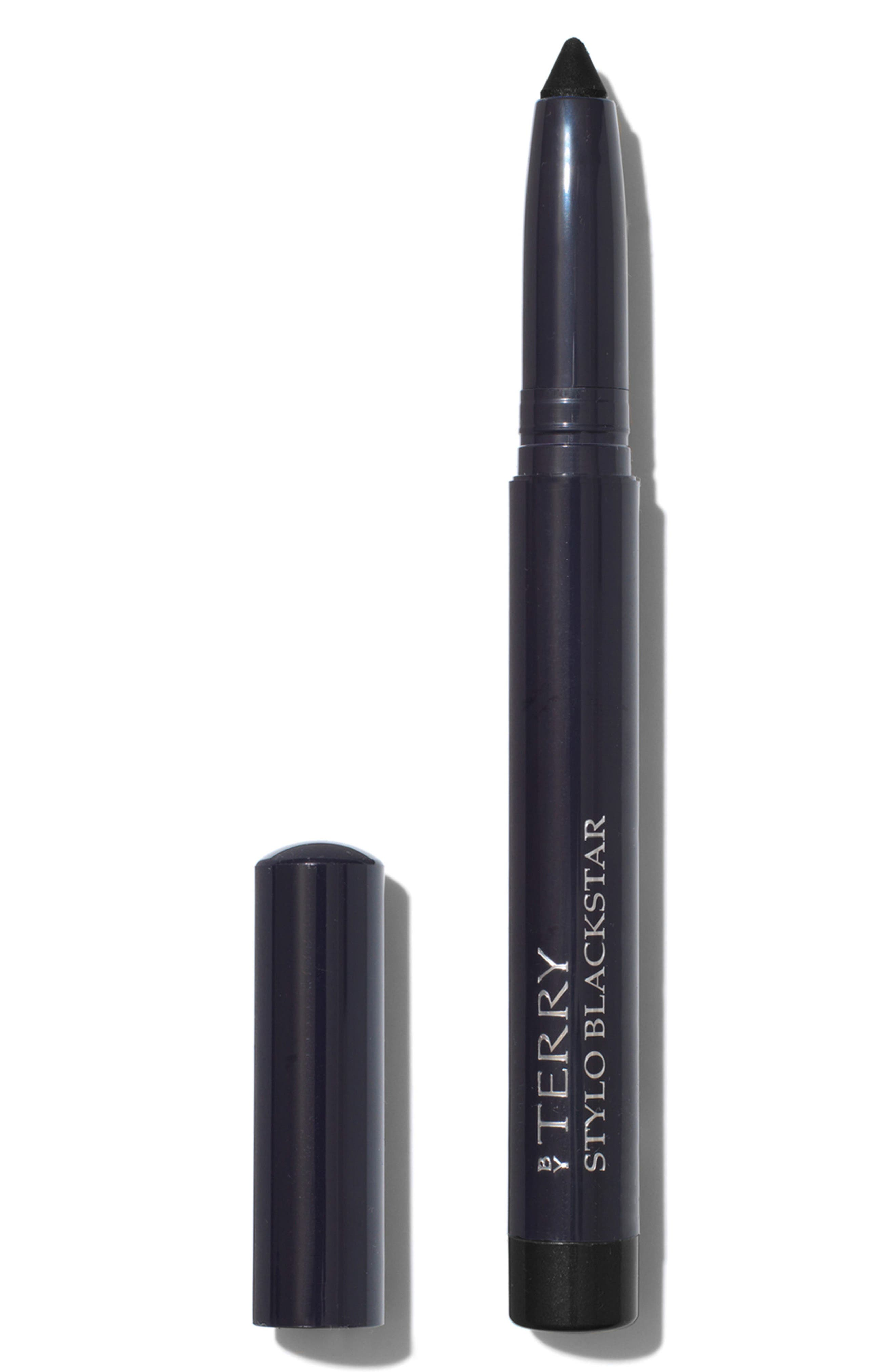 SPACE.NK.apothecary By Terry Stylo Blackstar Waterproof 3-in-1 Eye Pencil,                             Main thumbnail 1, color,                             1  SMOKY BLACK