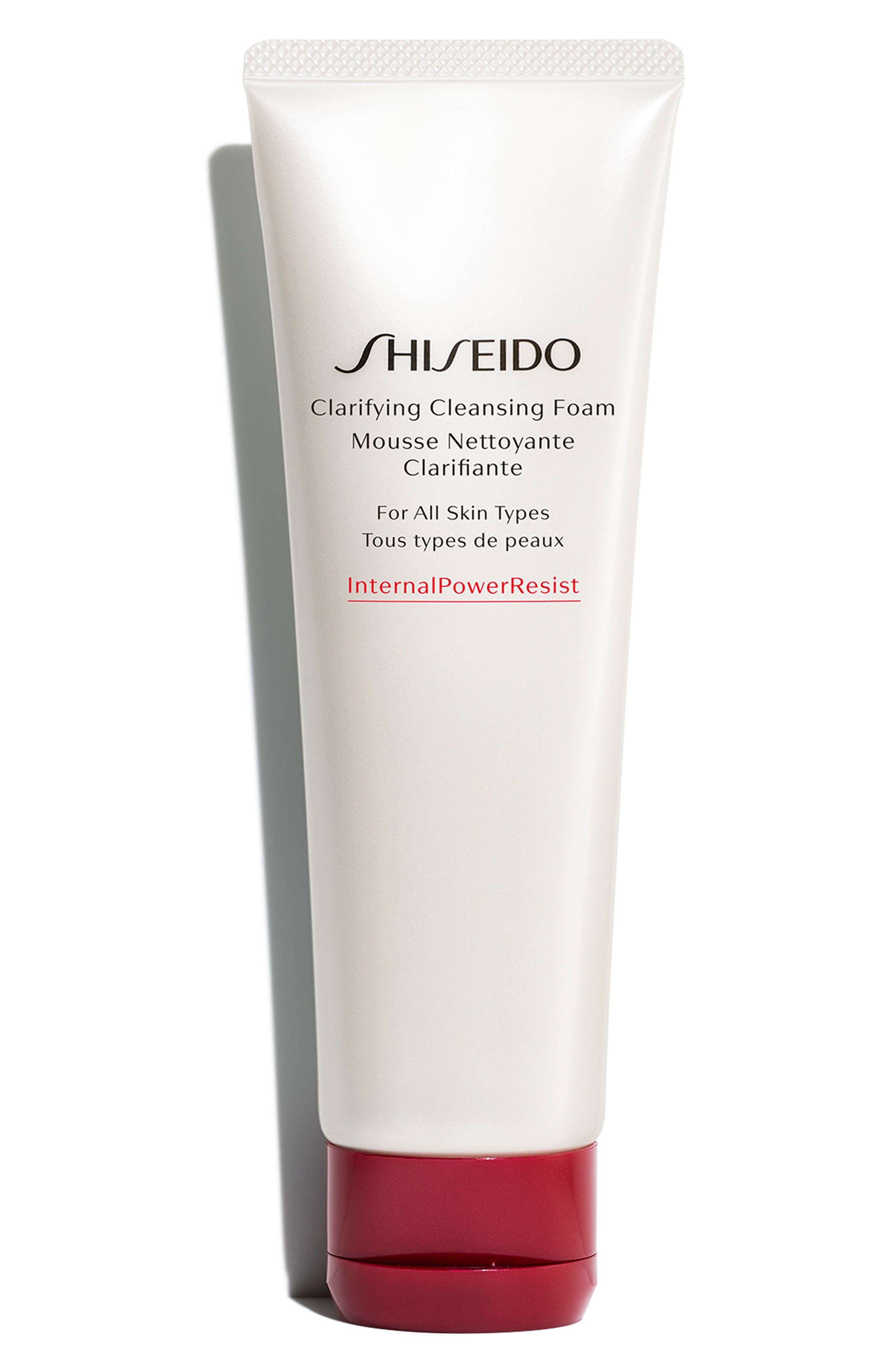 Clarifying Cleansing Foam,                             Main thumbnail 1, color,                             NO COLOR