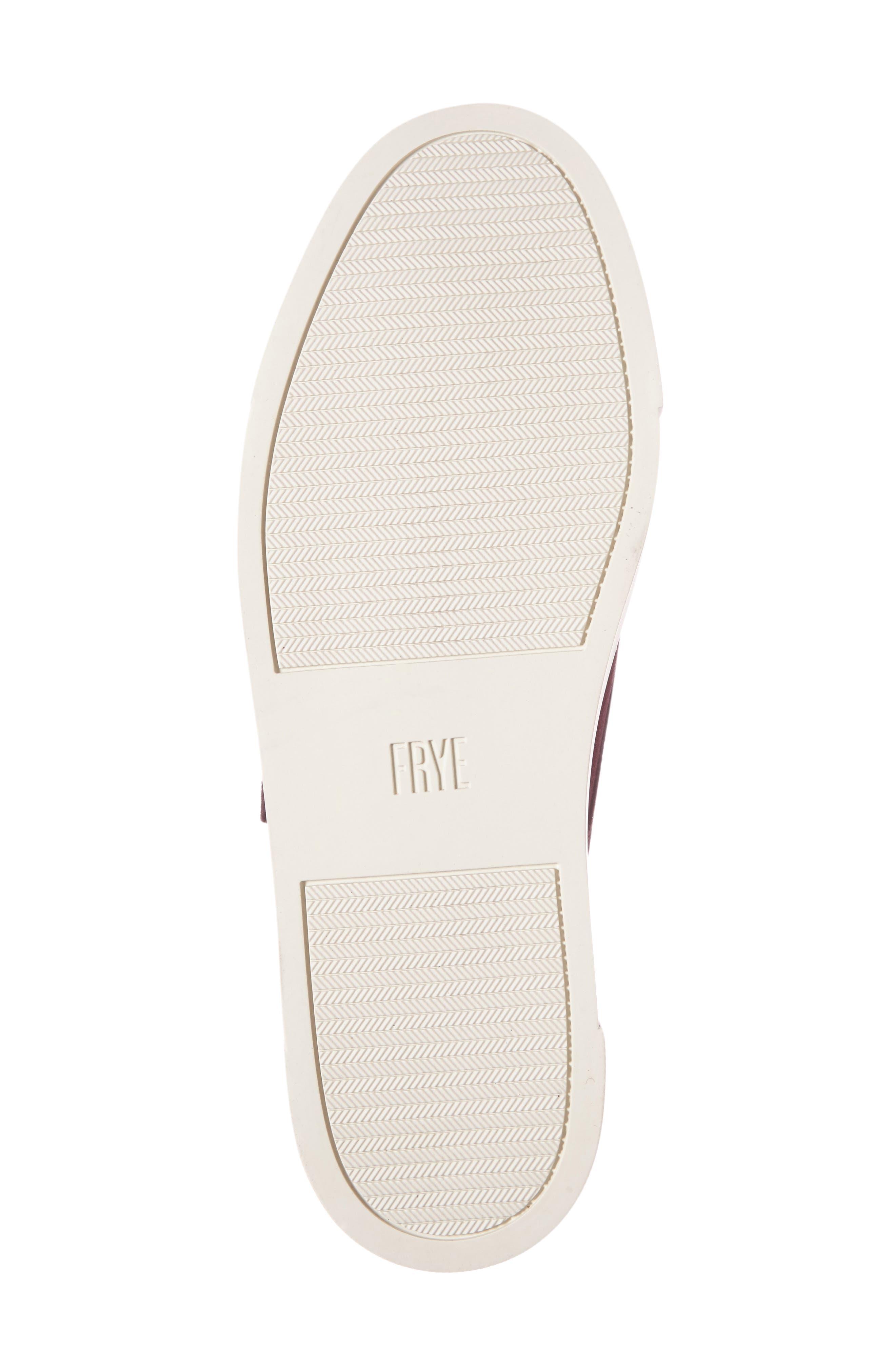 'Gemma' Kiltie Slip On-Sneaker,                             Alternate thumbnail 18, color,
