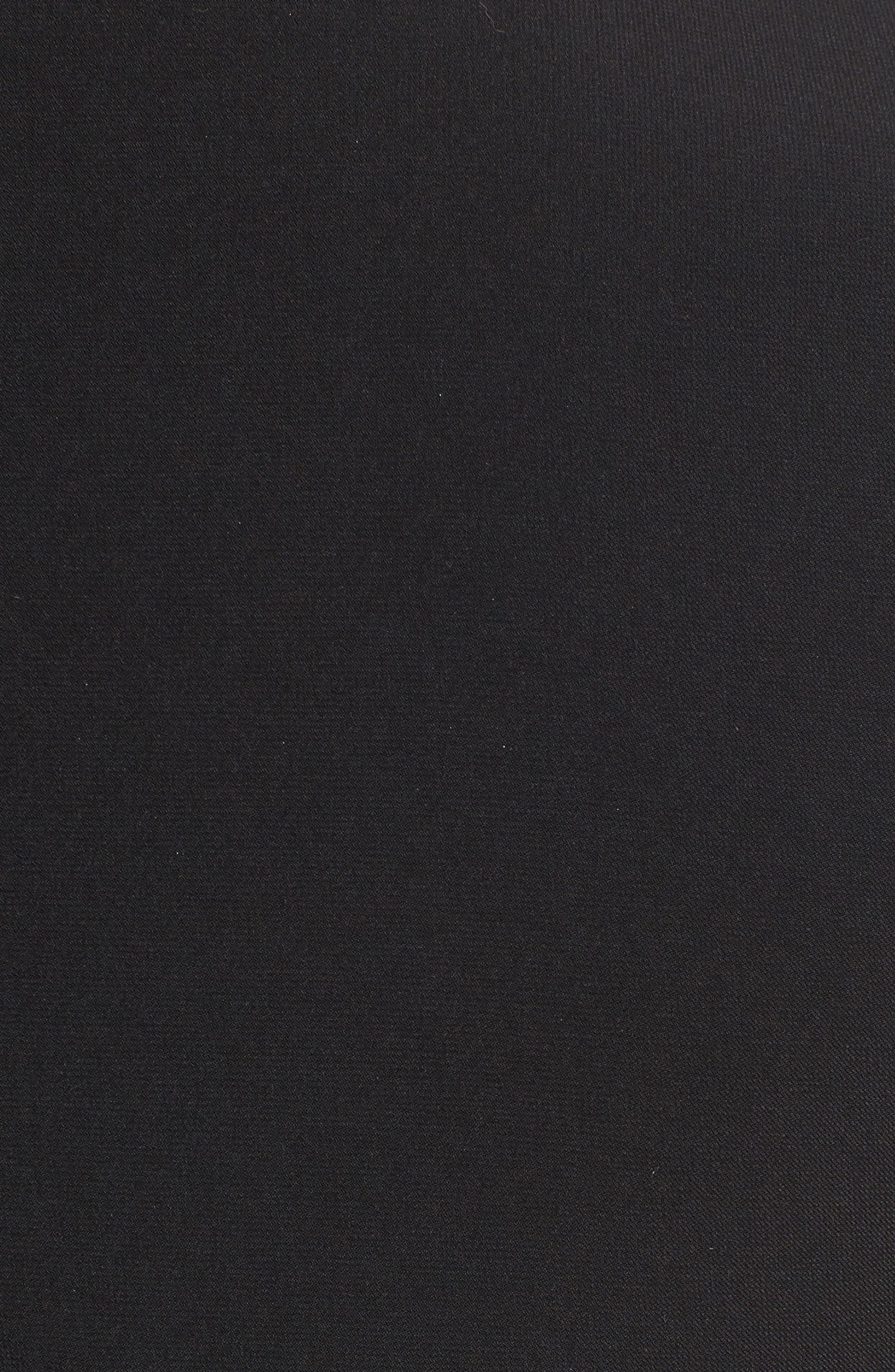 Dacy Choker Dress,                             Alternate thumbnail 5, color,                             001
