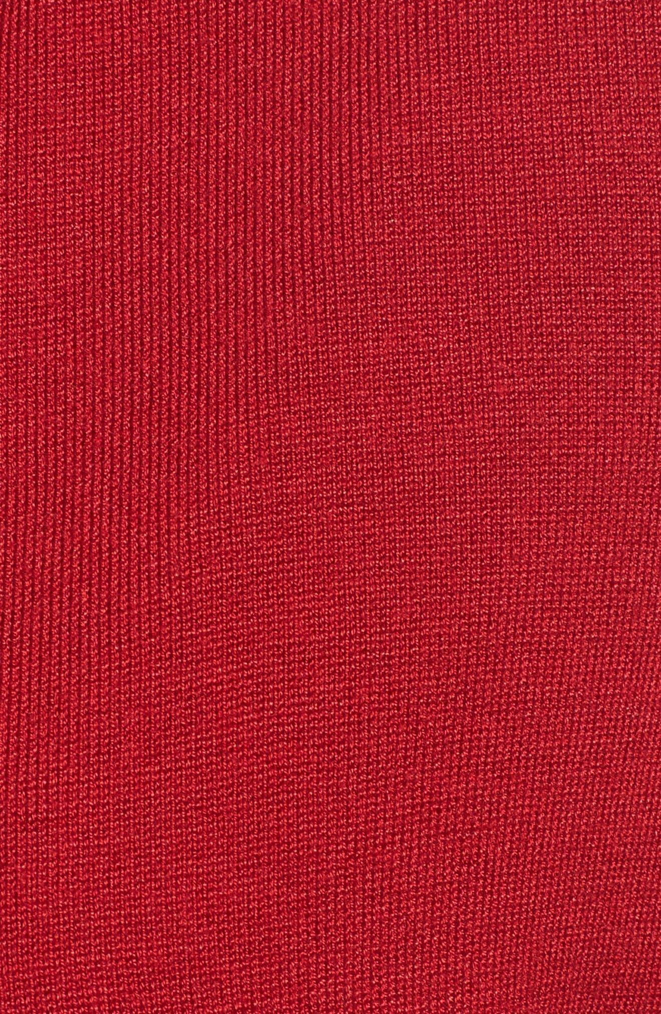 Three Quarter Sleeve Cardigan,                             Alternate thumbnail 262, color,