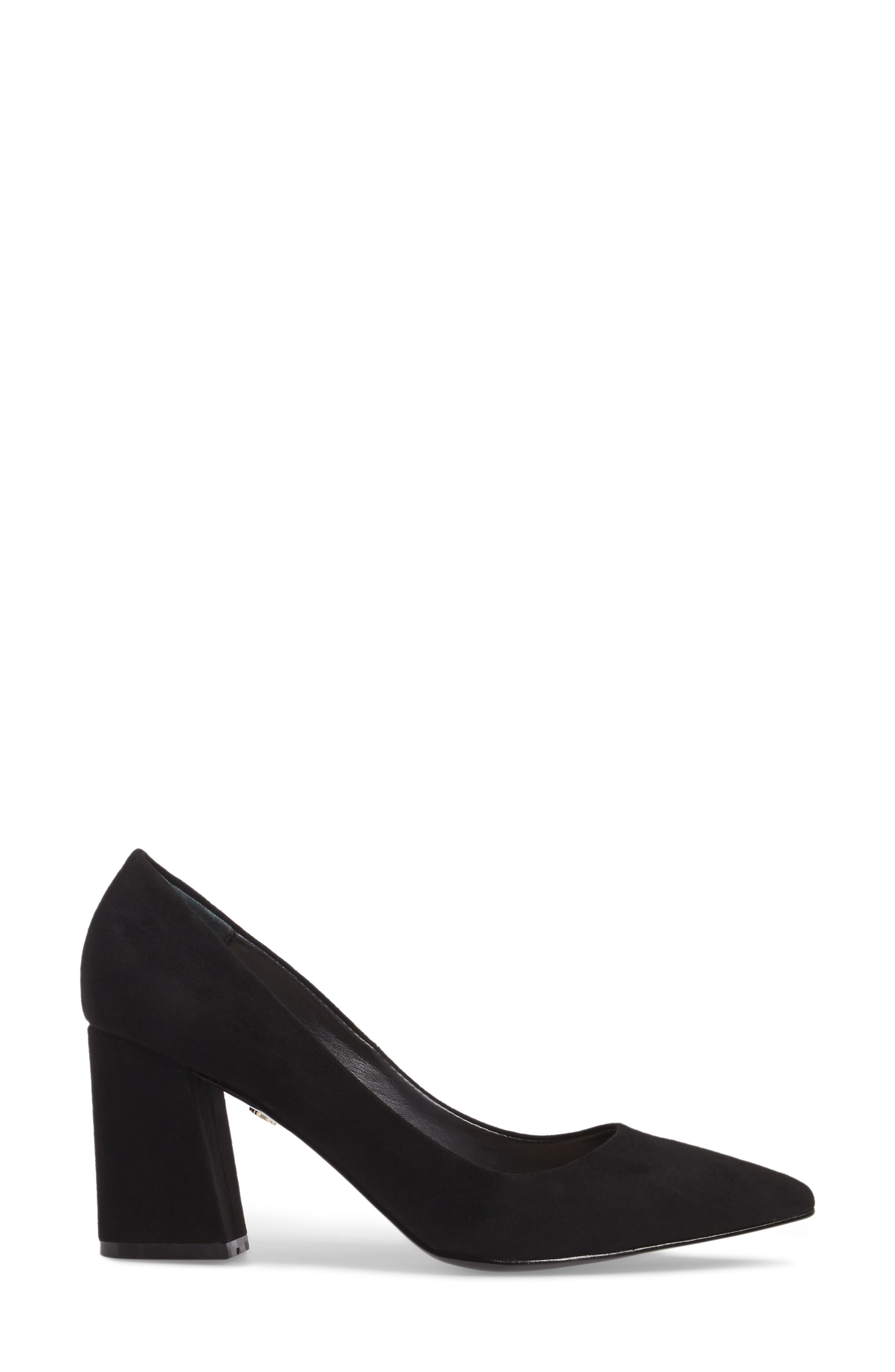 Tinsley Pointy Toe Pump,                             Alternate thumbnail 8, color,