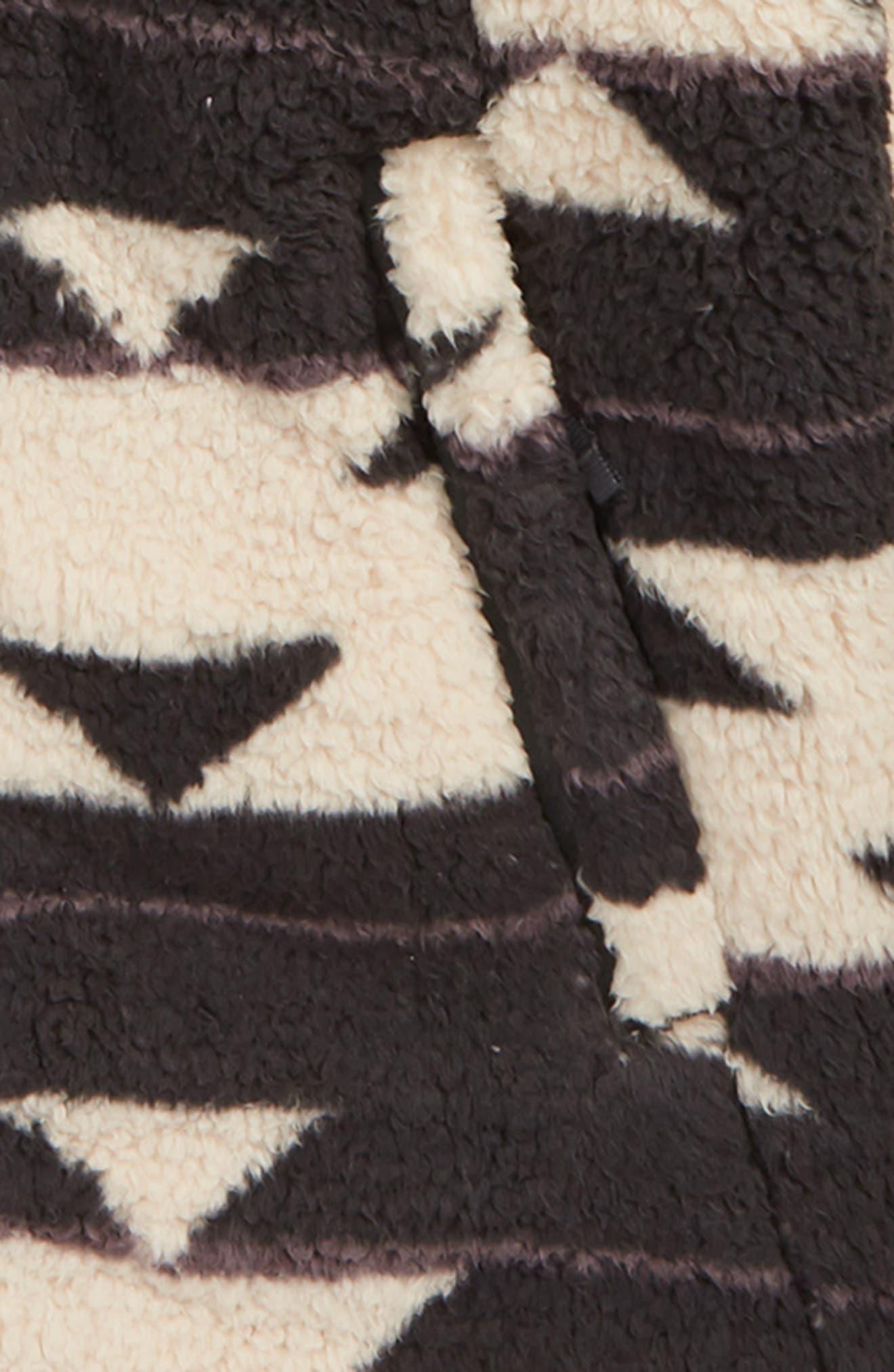 Campshire Fleece Jacket,                             Alternate thumbnail 2, color,                             PEYOTE BEIGE CA BASKET
