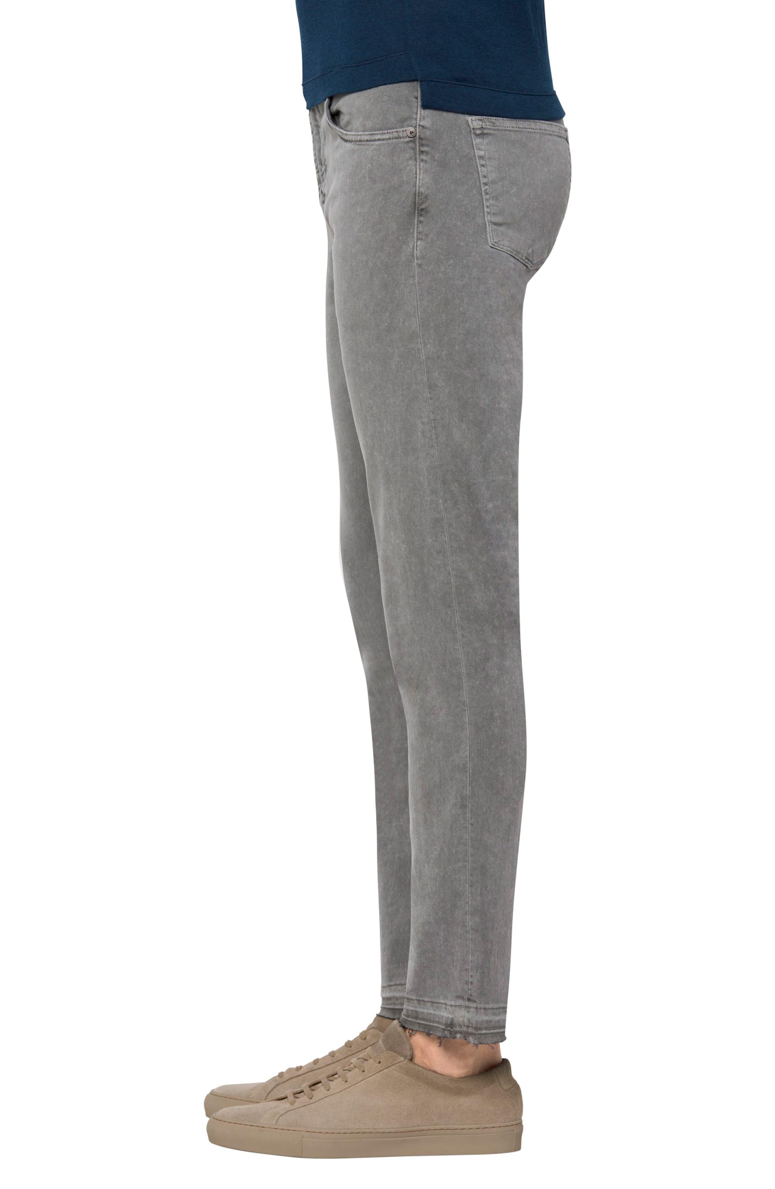 Tyler Slim Fit Jeans,                             Alternate thumbnail 3, color,                             050