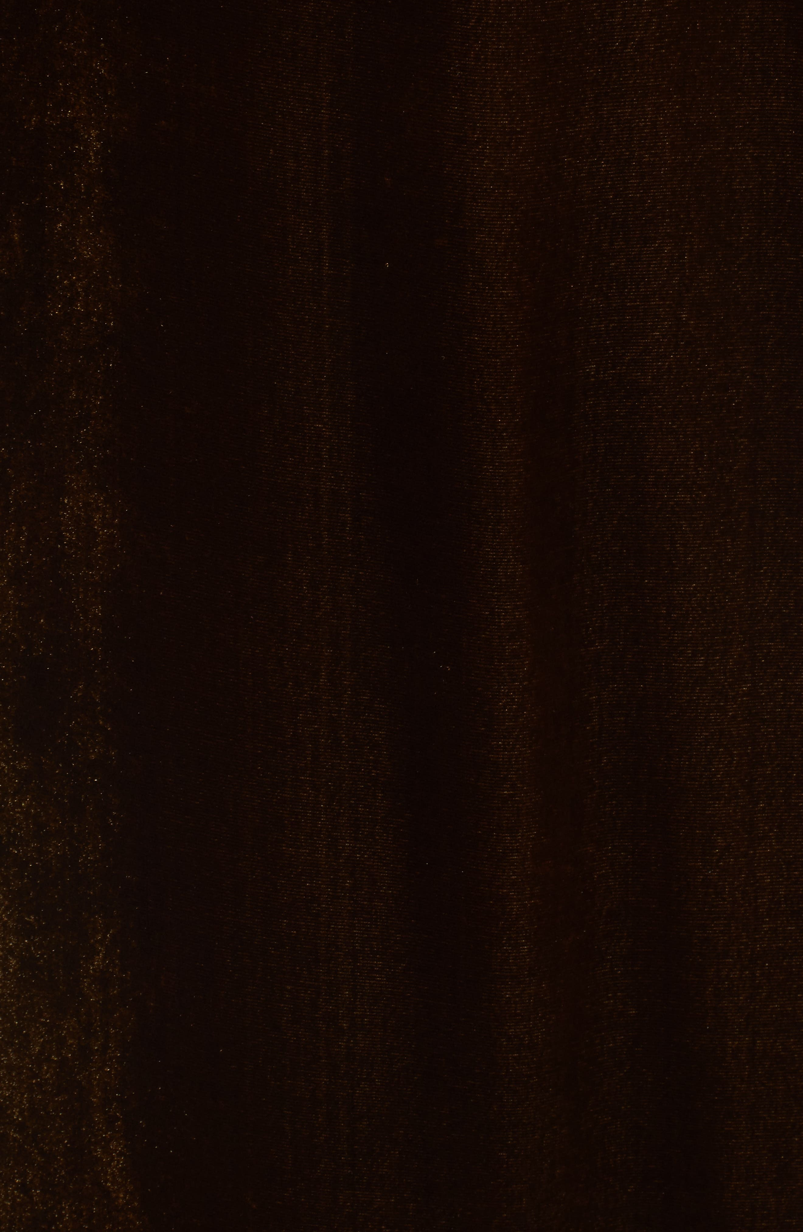 Velvet Wrap Dress,                             Alternate thumbnail 14, color,