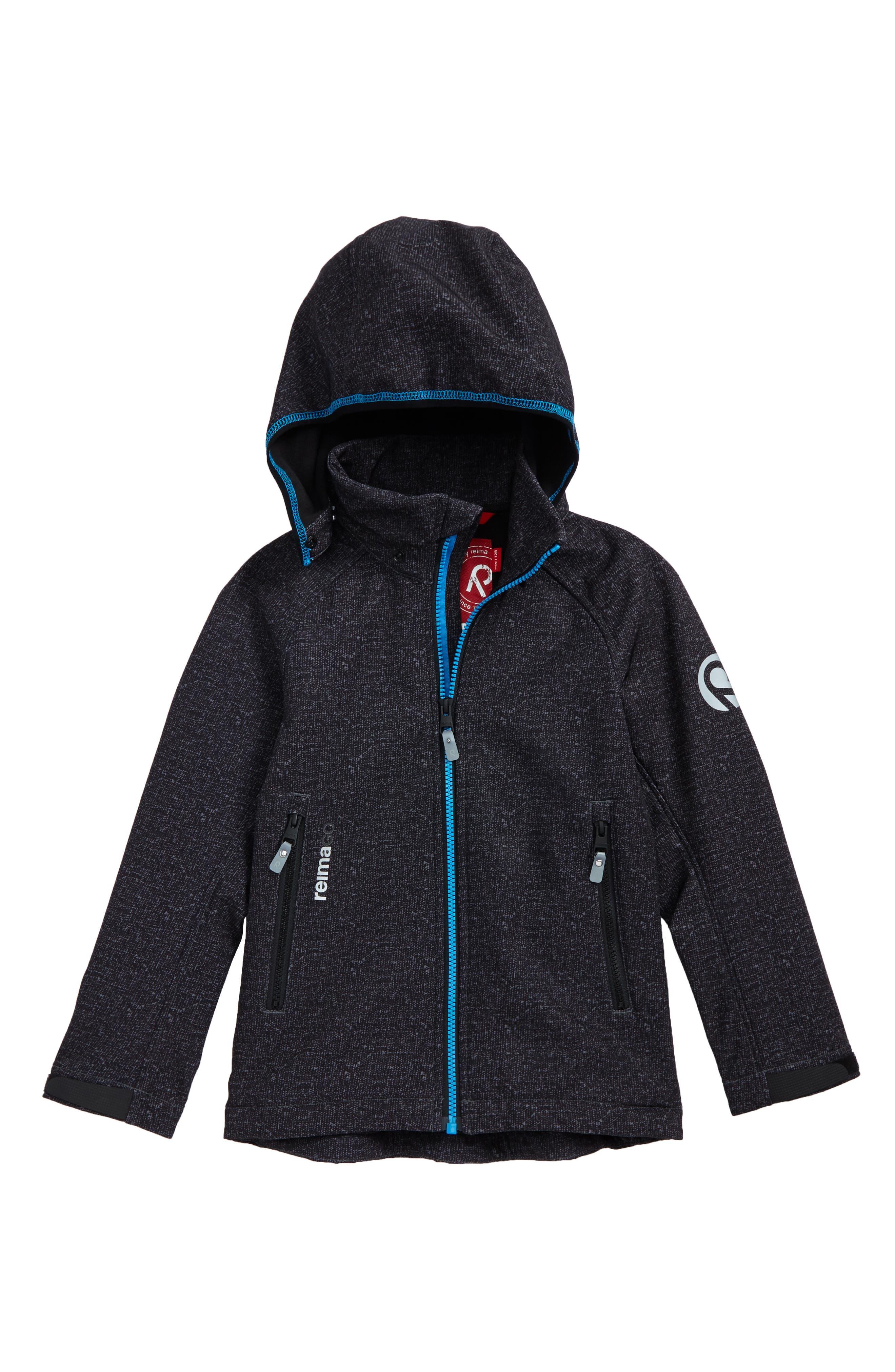 Zayak Waterproof Hooded Jacket,                             Main thumbnail 1, color,                             020