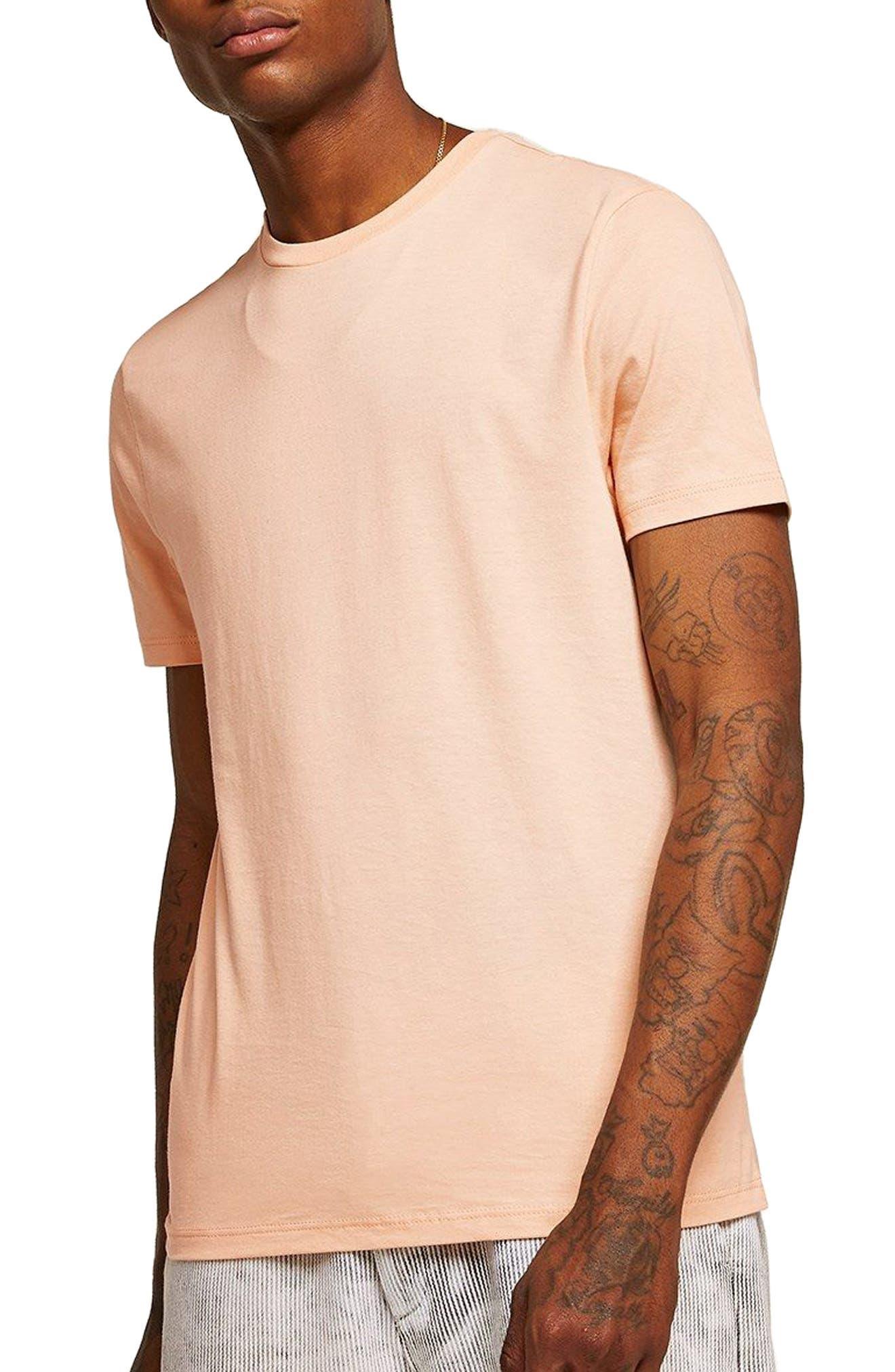 Slim Fit Crewneck T-Shirt,                             Main thumbnail 32, color,