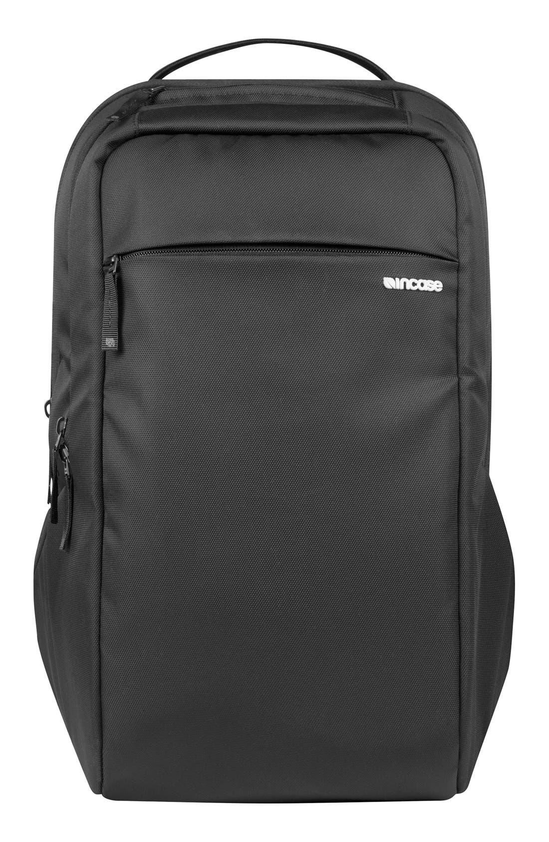Icon Backpack,                             Main thumbnail 1, color,                             001