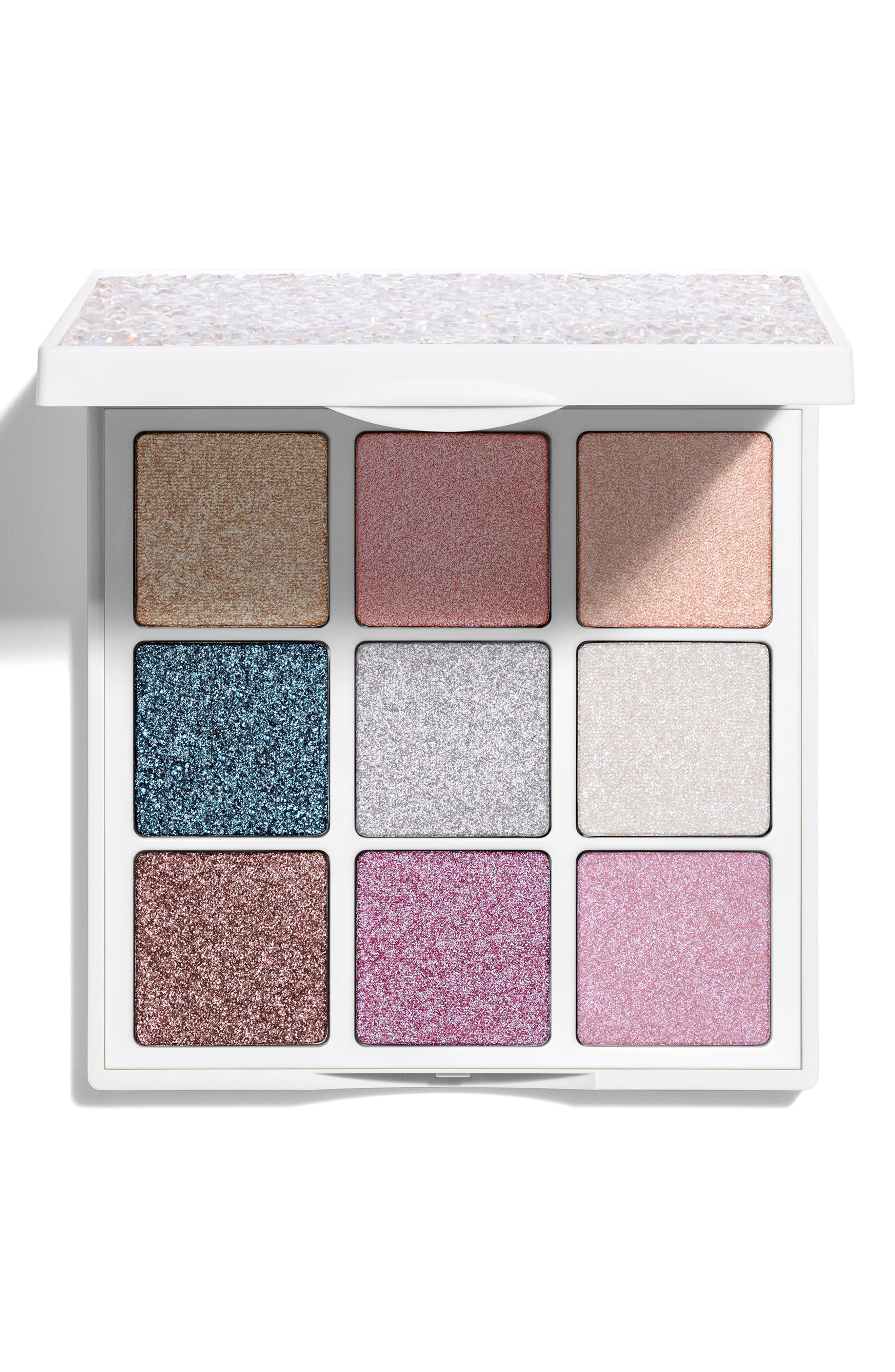 Polar Ice Eyeshadow Palette,                             Main thumbnail 1, color,                             NO COLOR