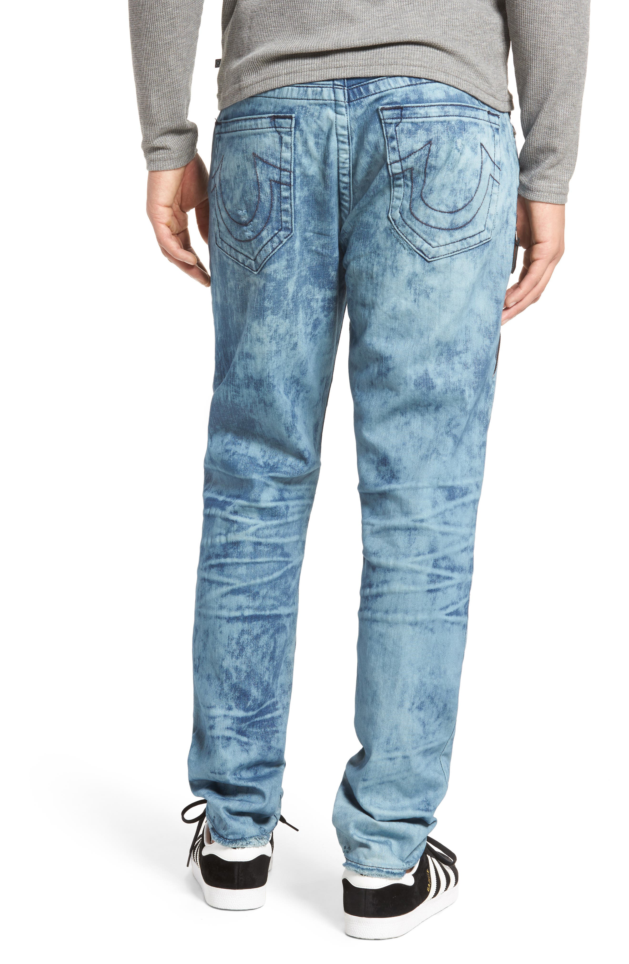 Mick Skinny Fit Jeans,                             Alternate thumbnail 2, color,                             401
