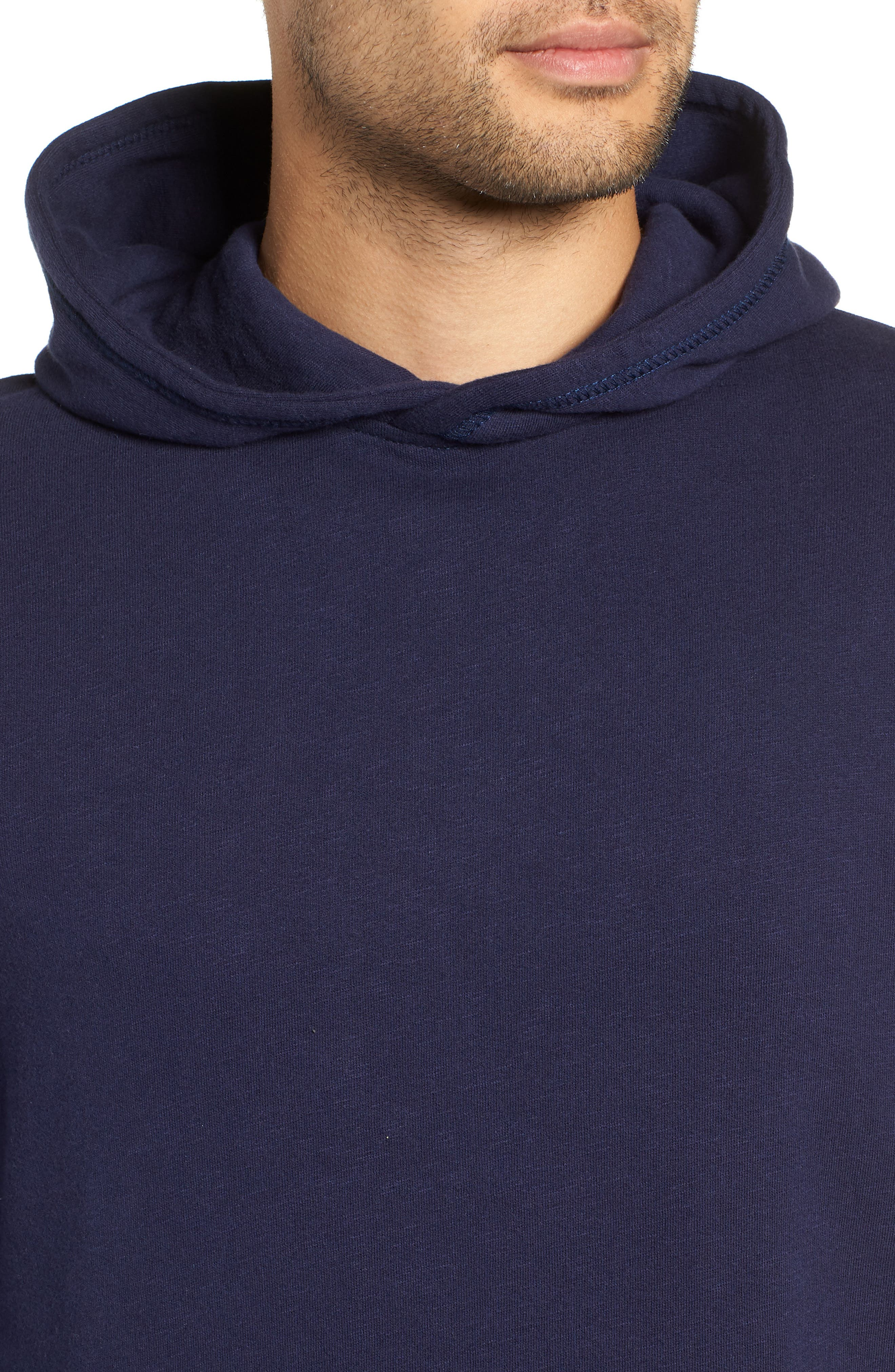 THE RAIL,                             Hooded Sweatshirt,                             Alternate thumbnail 4, color,                             410