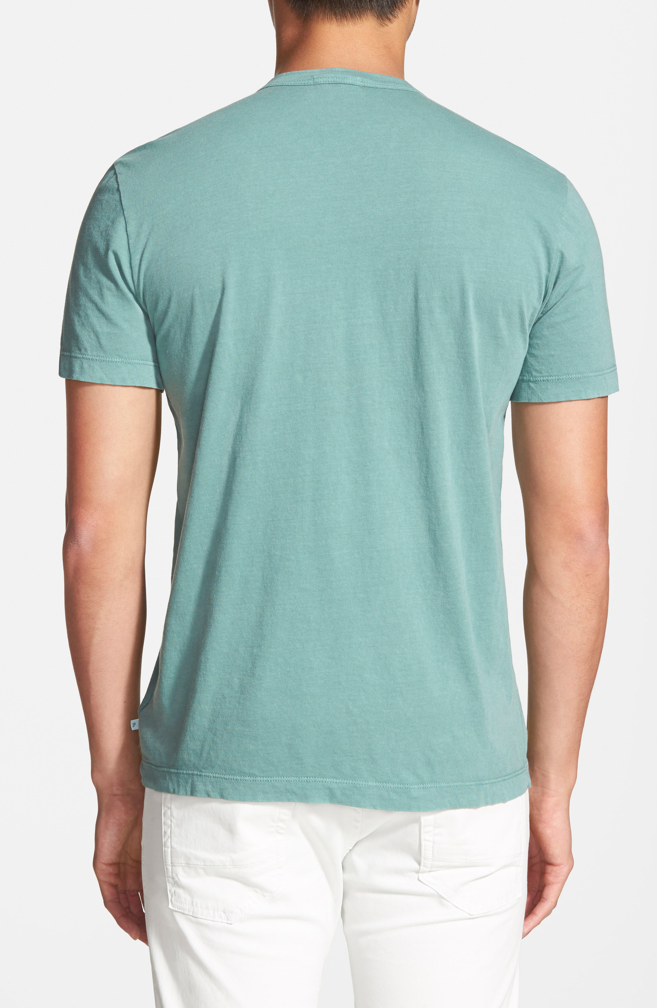Crewneck Jersey T-Shirt,                             Alternate thumbnail 285, color,