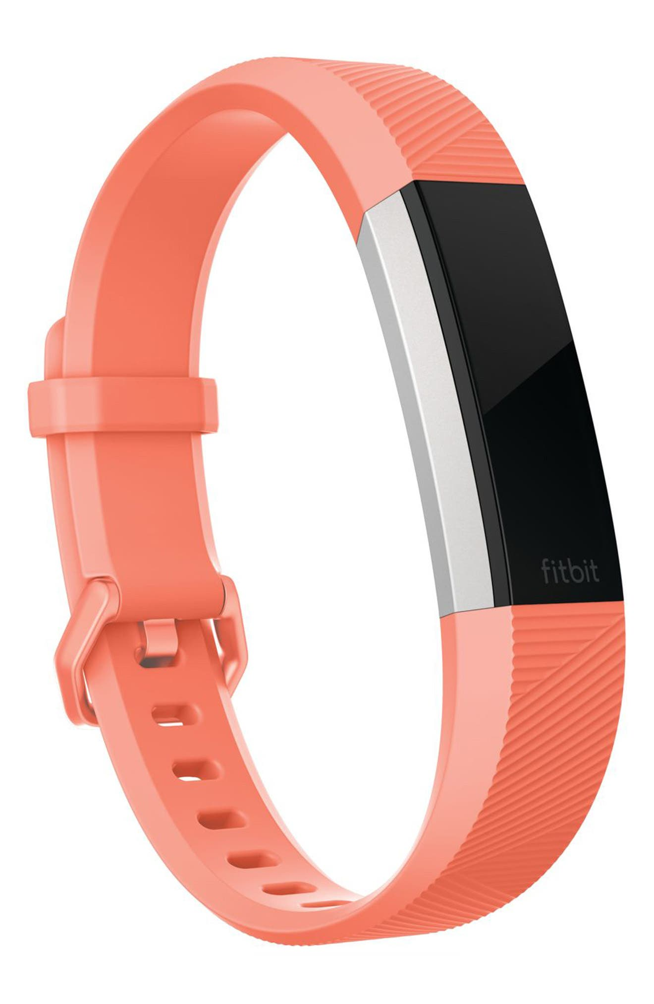 FITBIT,                             Alta HR Classic Accessory Band,                             Alternate thumbnail 2, color,                             CORAL
