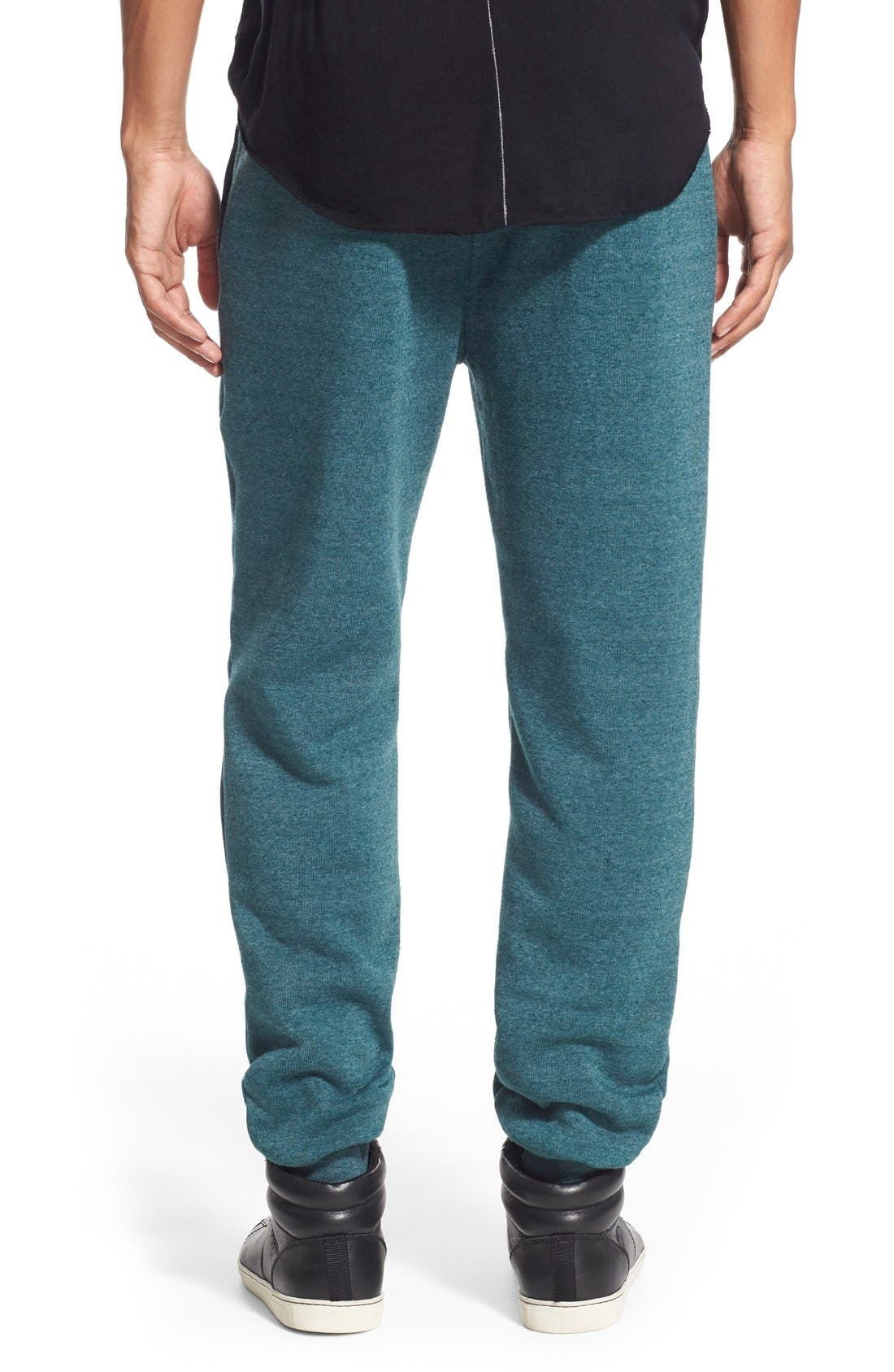'Dodgeball' Eco Fleece Sweatpants,                             Alternate thumbnail 23, color,