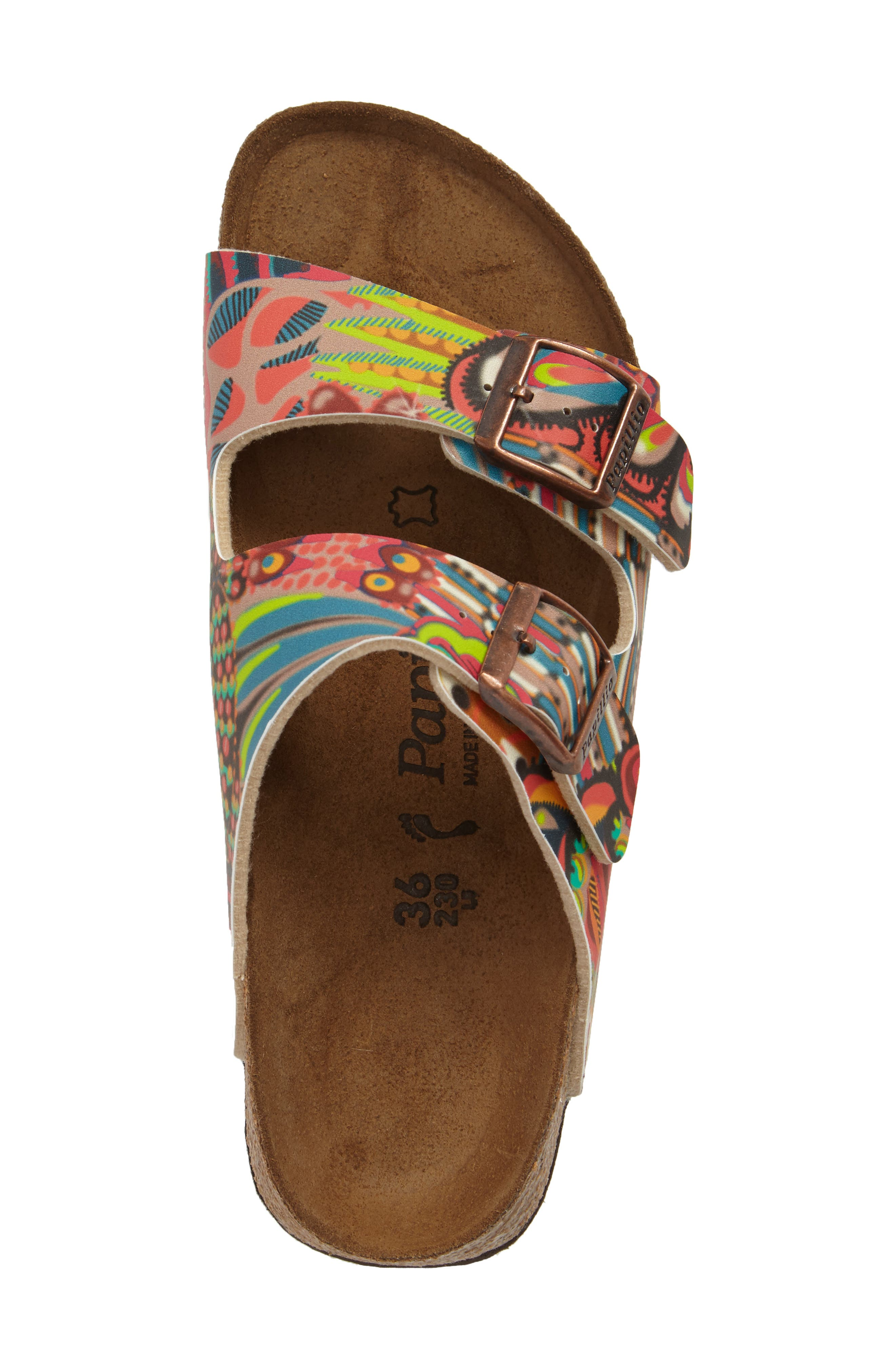 Papillio by Birkenstock 'Arizona' Birko-Flor Sandal,                             Alternate thumbnail 73, color,