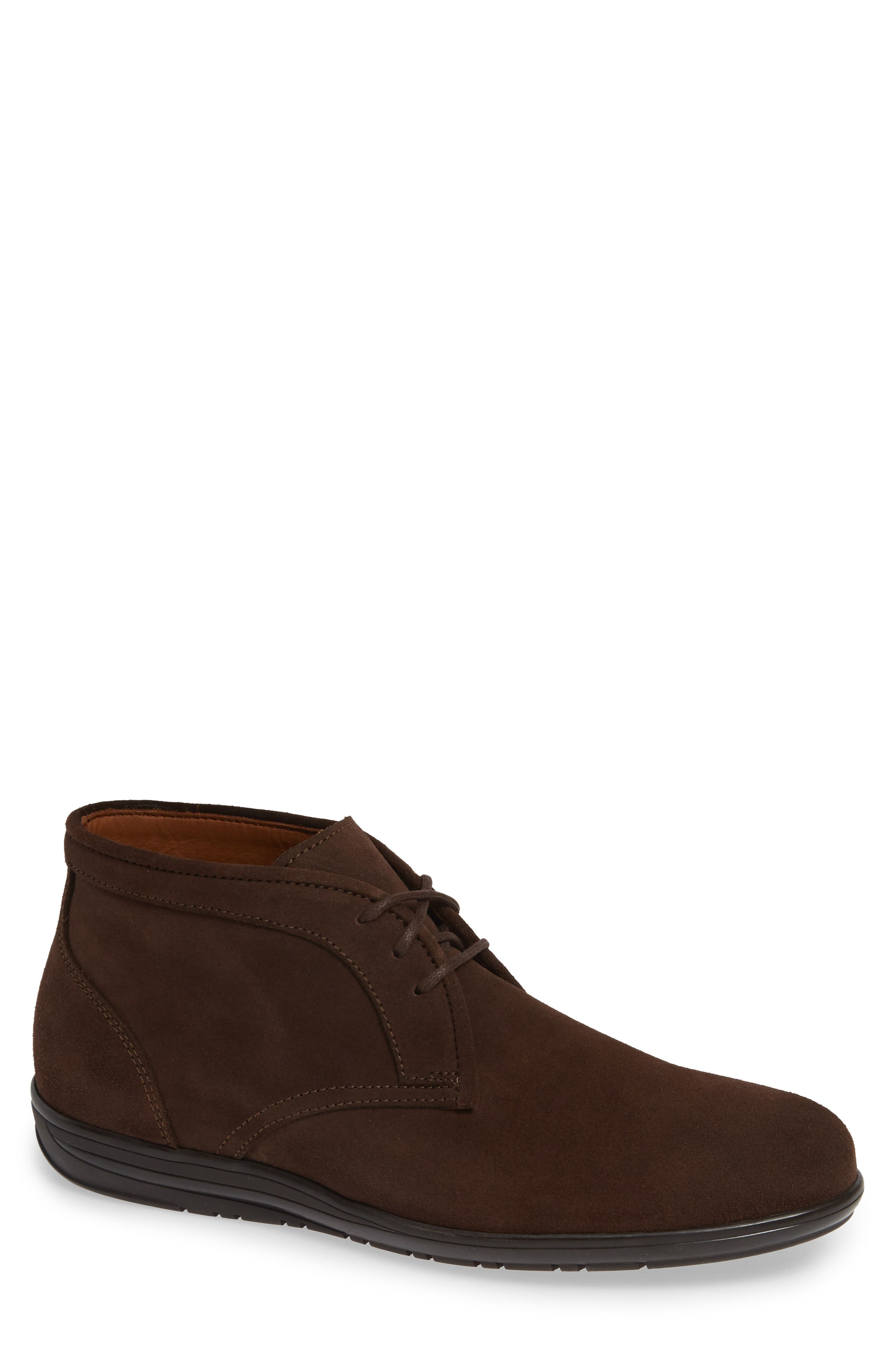 Aquatalia Nicholas Weatherproof Chukka Boot, Brown