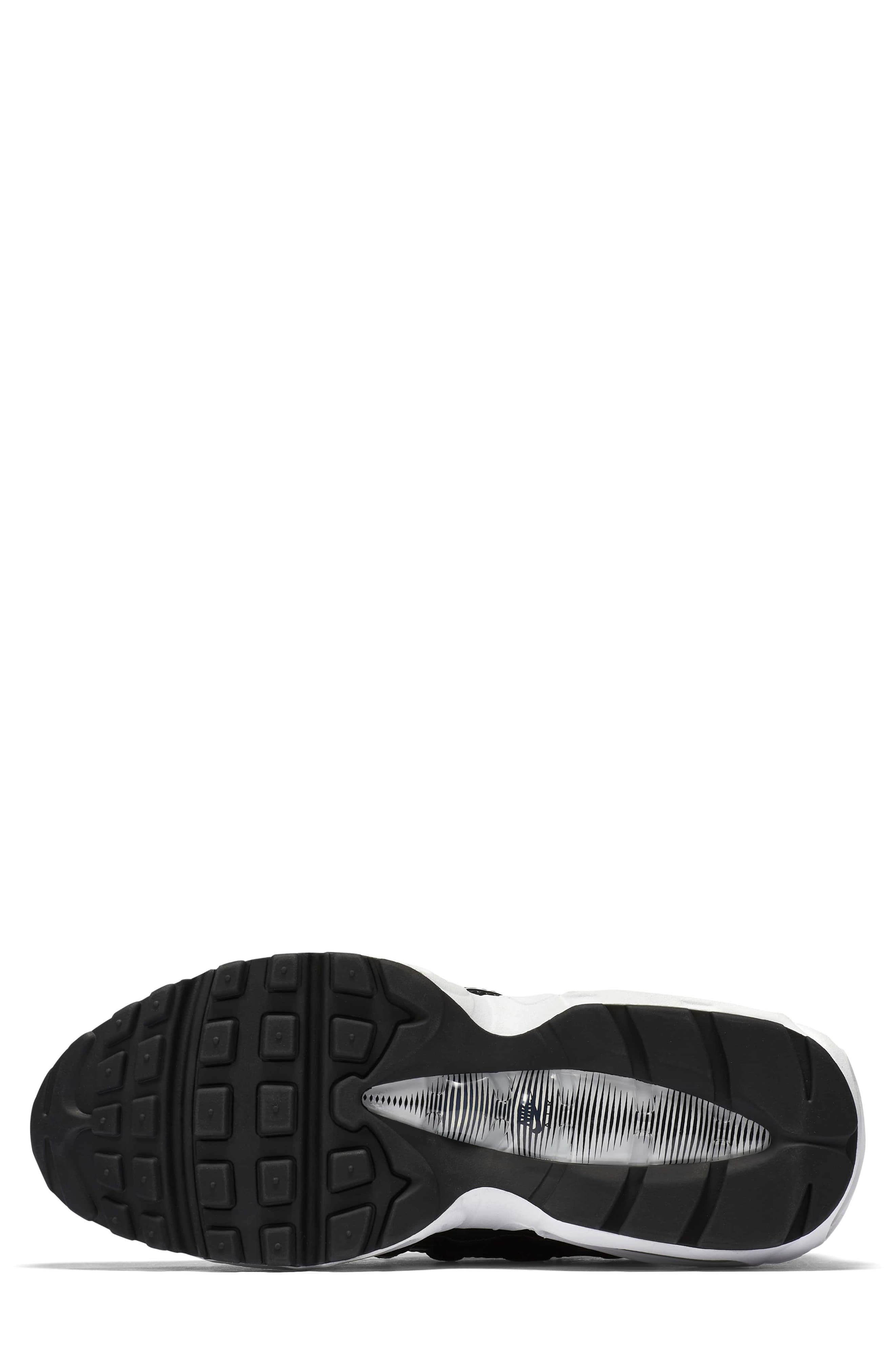 Air Max 95 Special Edition Running Shoe,                             Alternate thumbnail 5, color,                             001